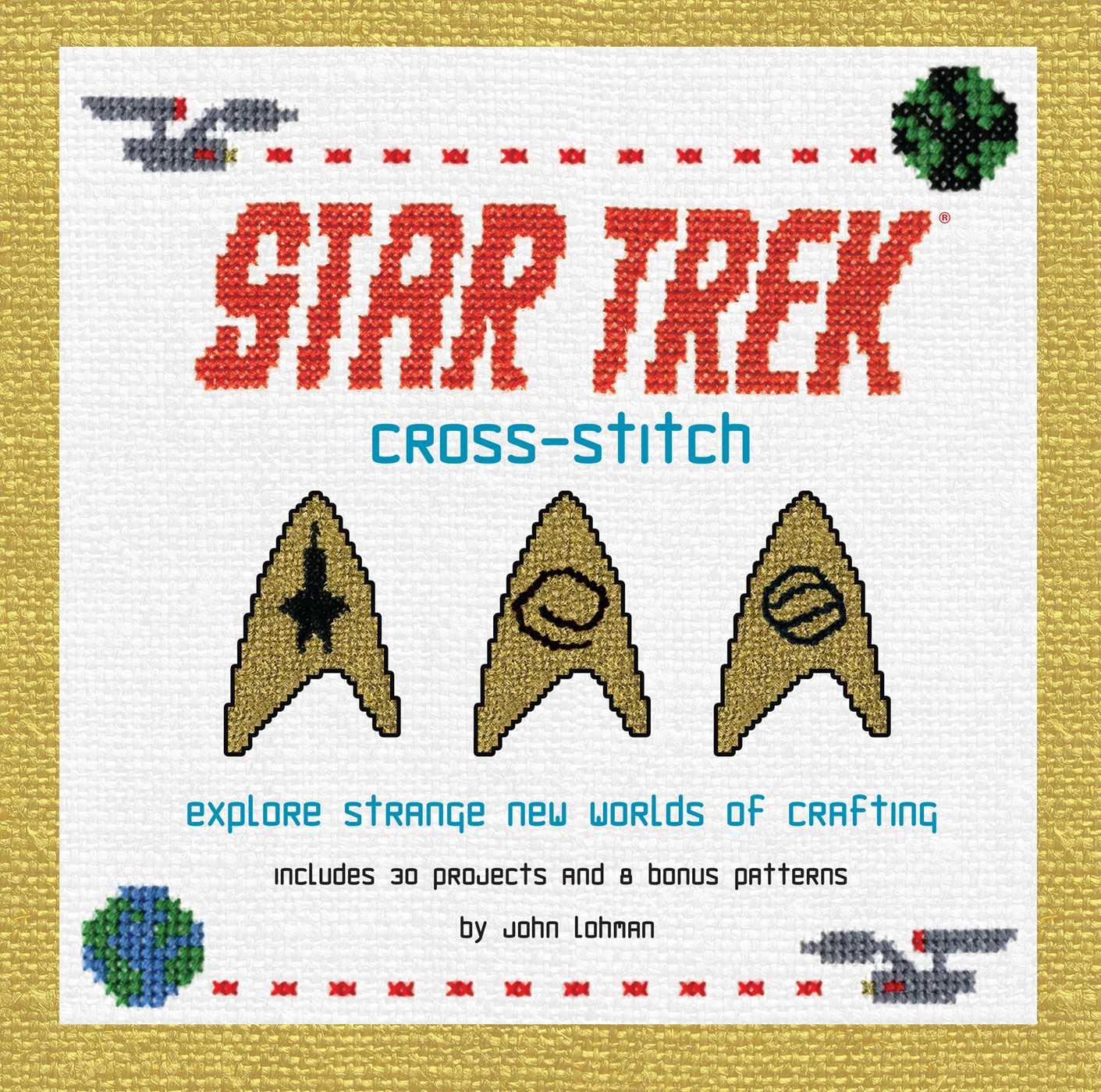 Cross stitch 9781476718675 hr