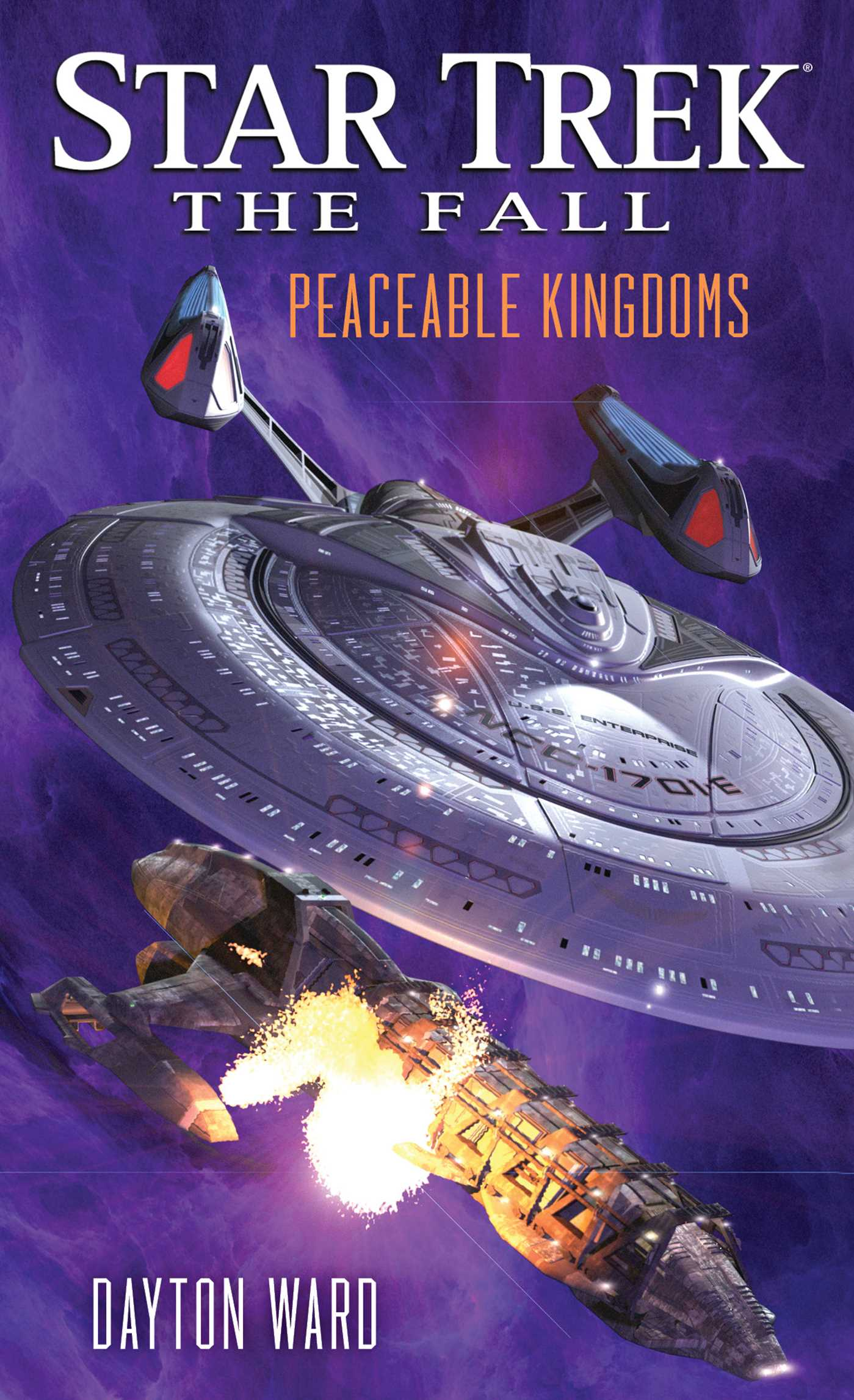 The fall peaceable kingdoms 9781476719023 hr