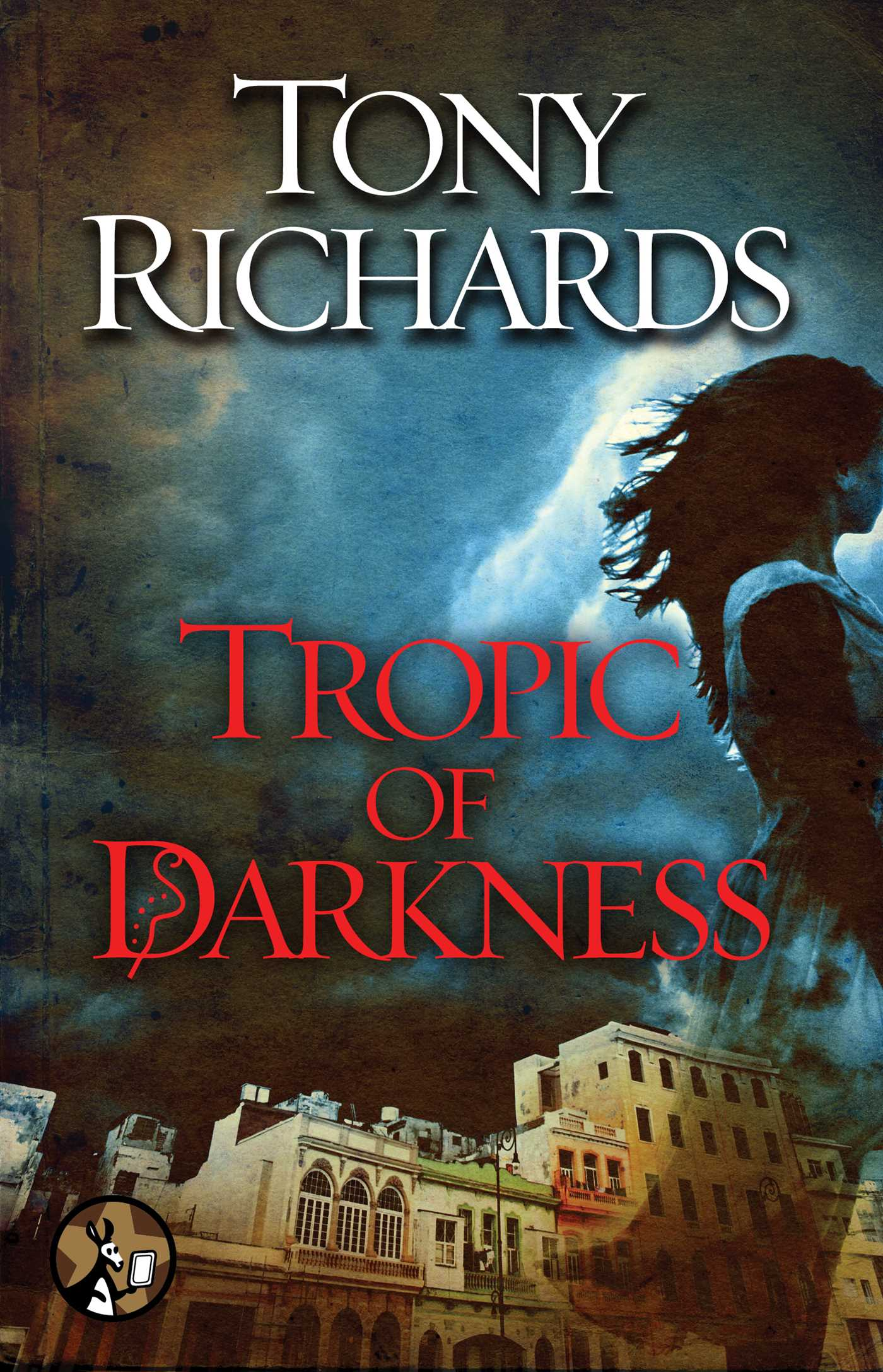 Tropic of darkness 9781476727097 hr