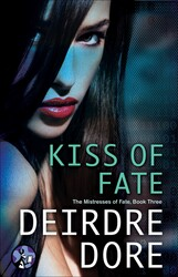 Kiss of Fate book cover