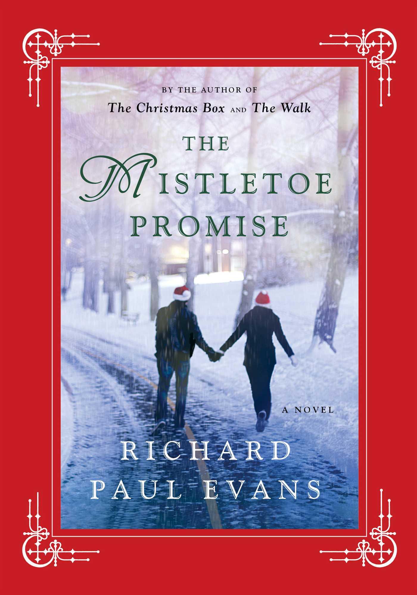The mistletoe promise book by richard paul evans official the mistletoe promise 9781476728209 hr fandeluxe Choice Image