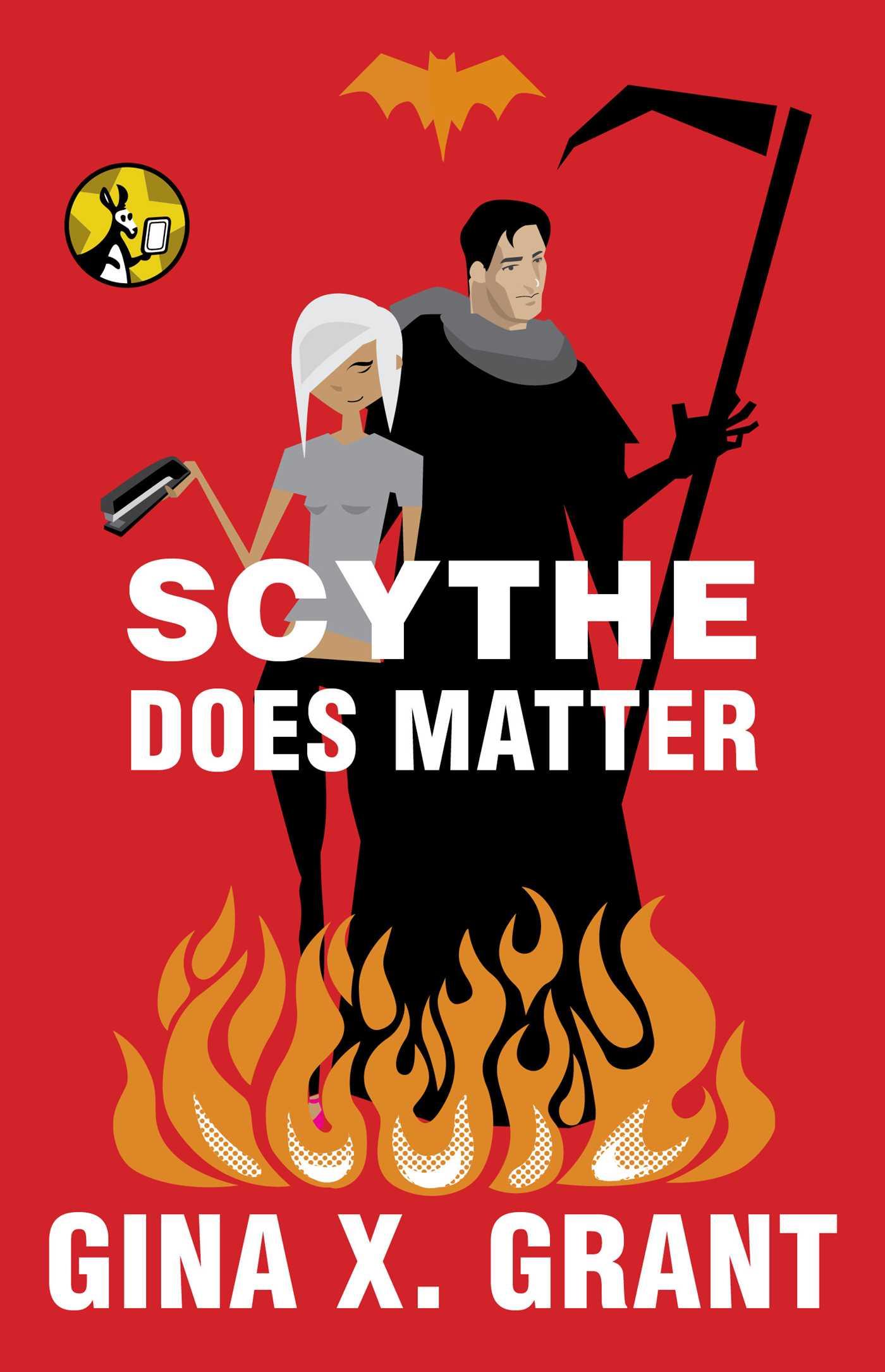 Scythe does matter 9781476728698 hr