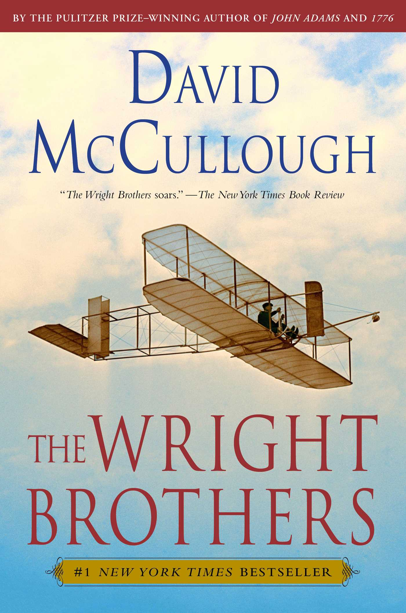 The wright brothers 9781476728759 hr