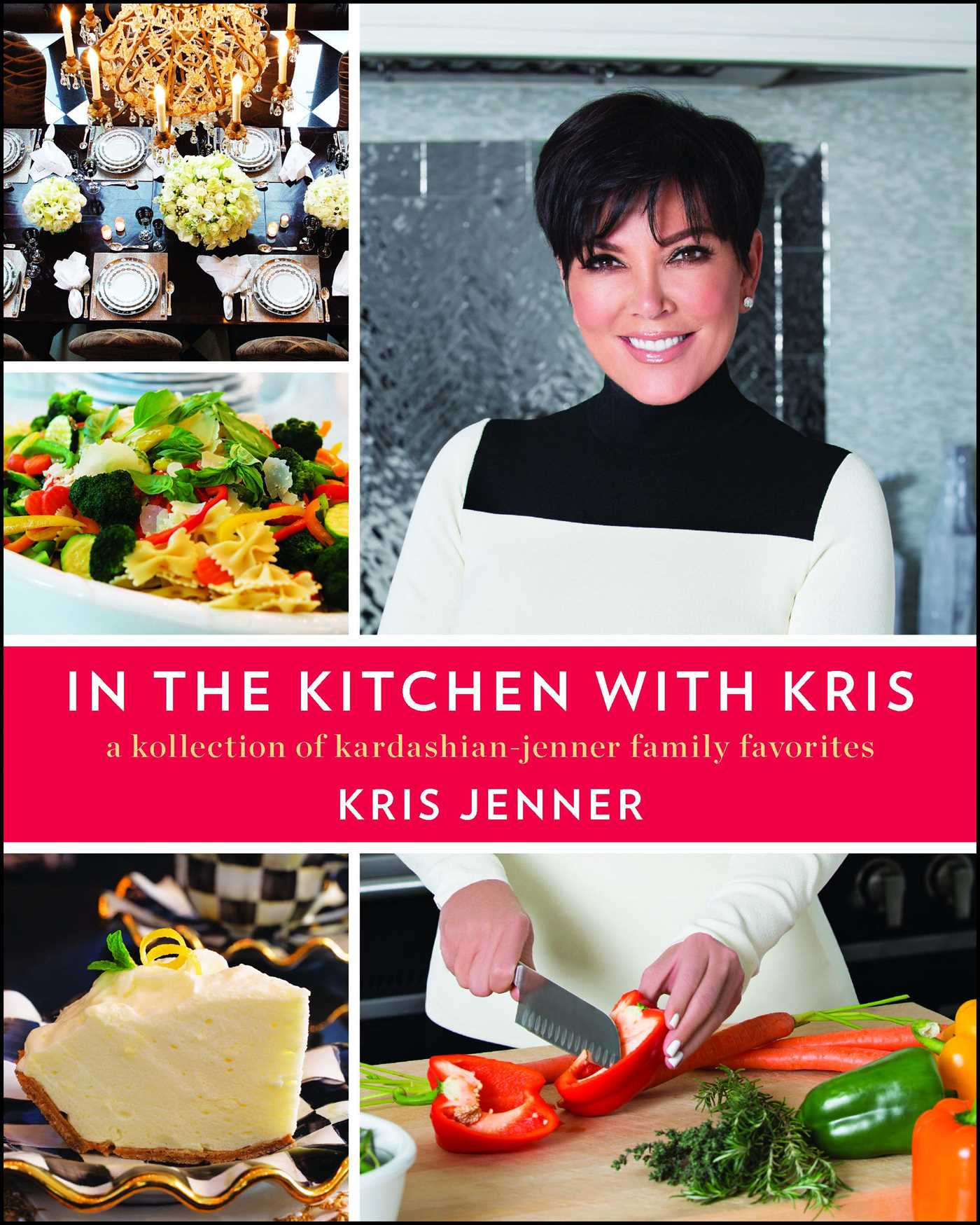 In the kitchen with kris 9781476728902 hr