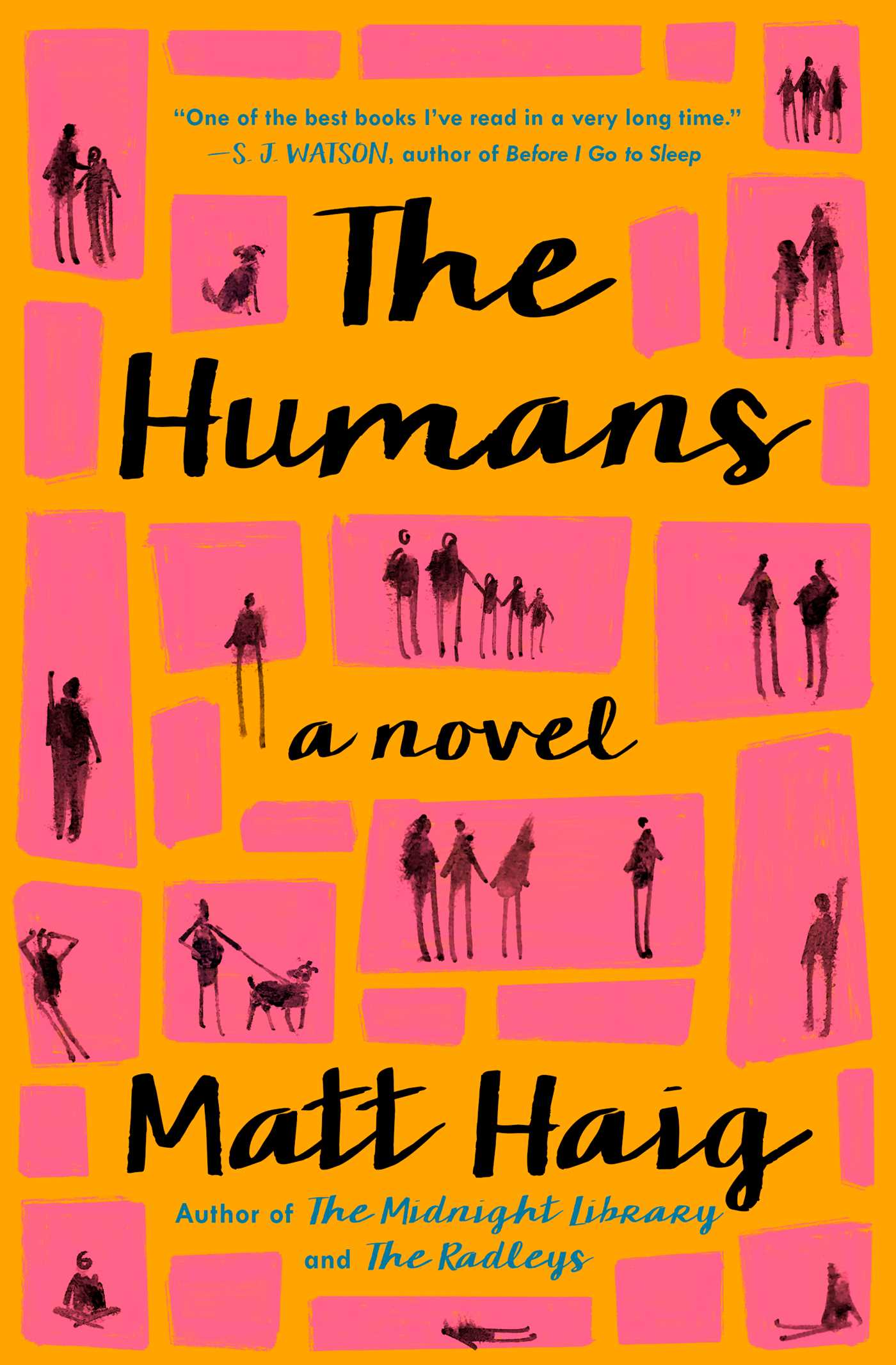 The humans 9781476730592 hr