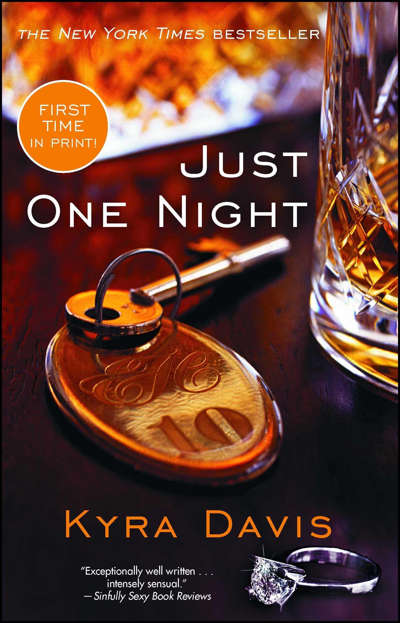Just one night 9781476730608 hr
