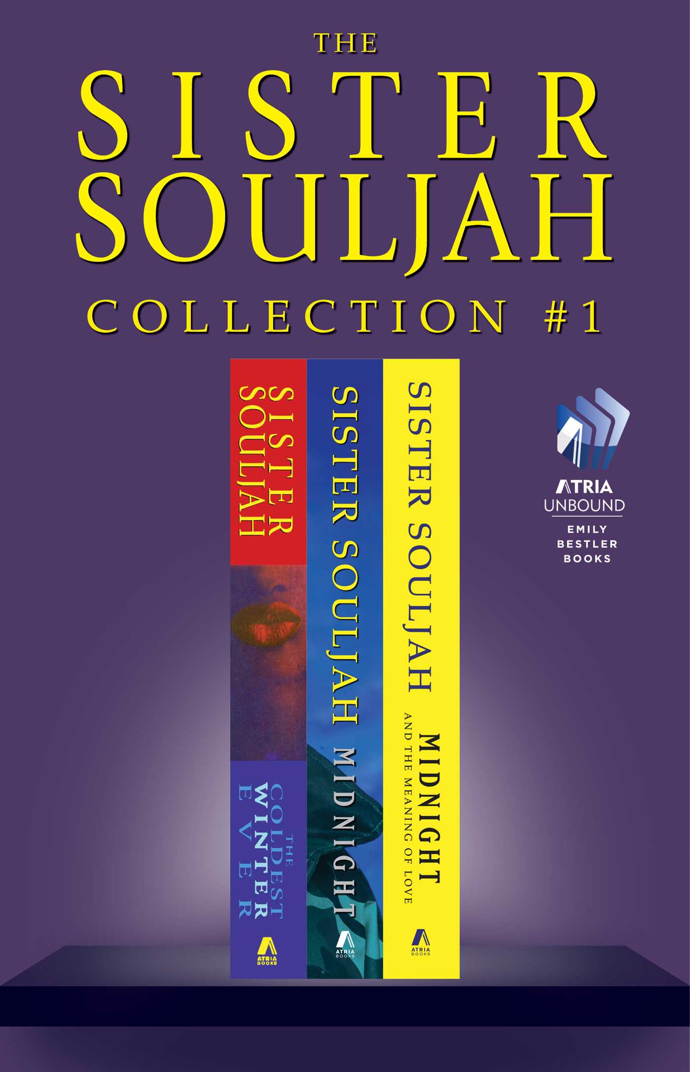 The sister souljah collection 1 ebook by sister souljah official the sister souljah collection 1 9781476730714 hr fandeluxe Image collections