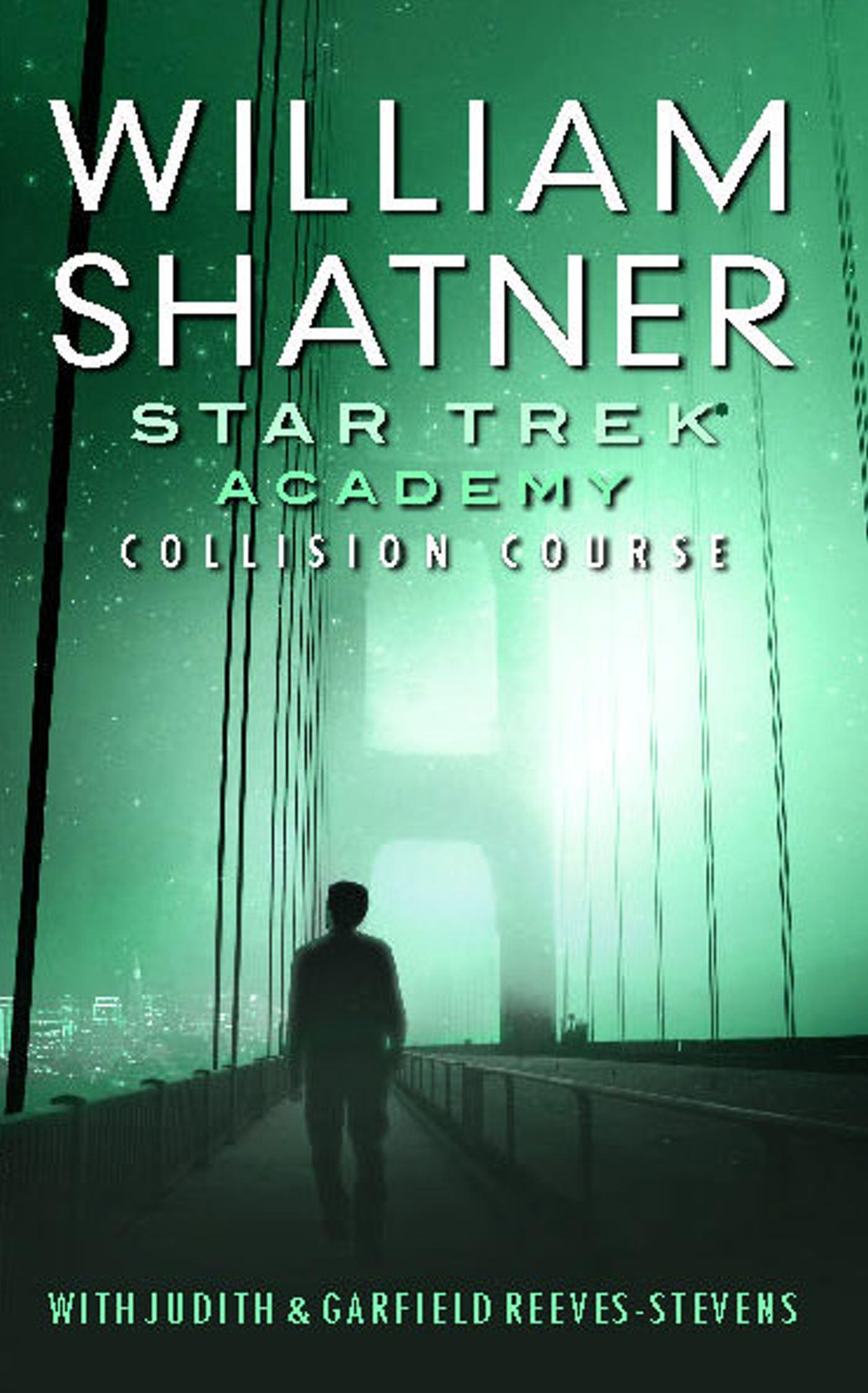 Star trek academy collision course 9781476731247 hr