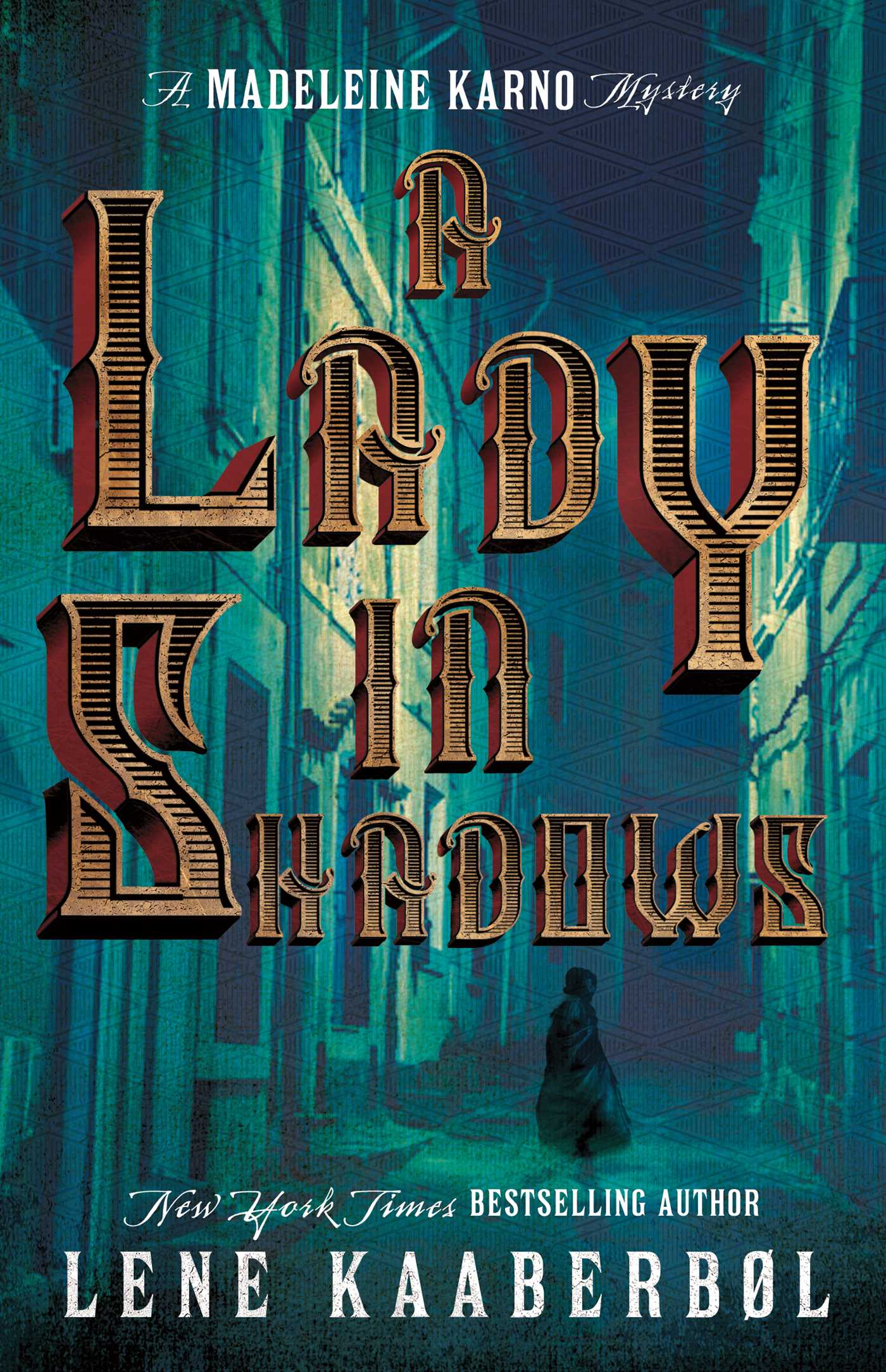 A lady in shadows 9781476731421 hr