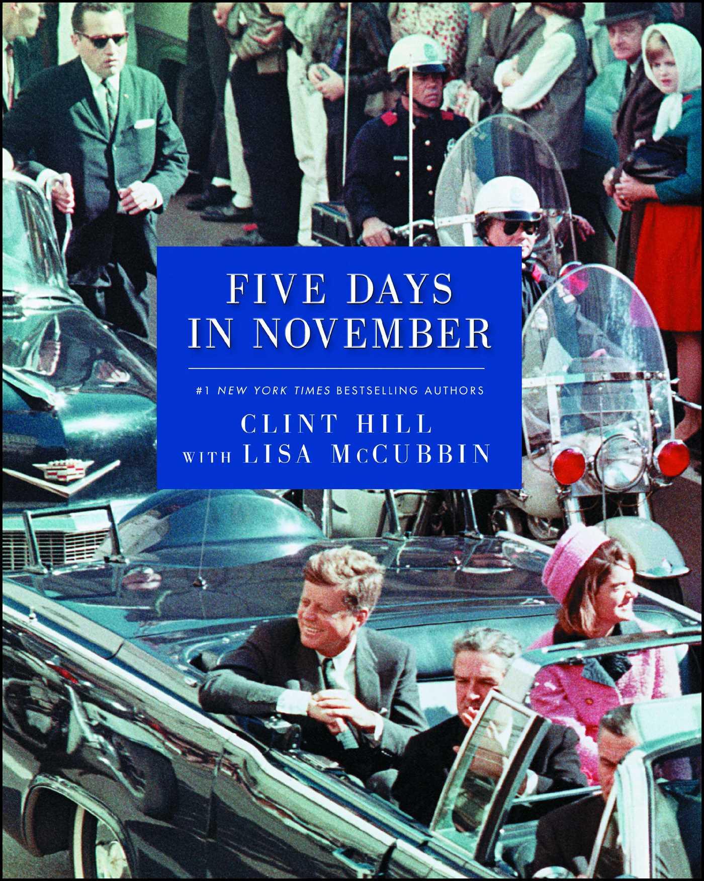 Five days in november 9781476731506 hr