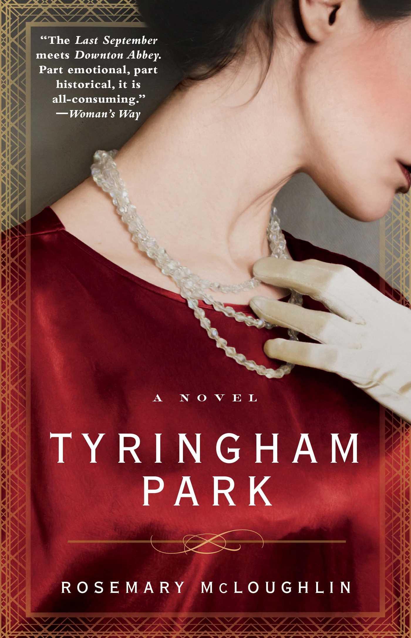 Tyringham park 9781476733104 hr