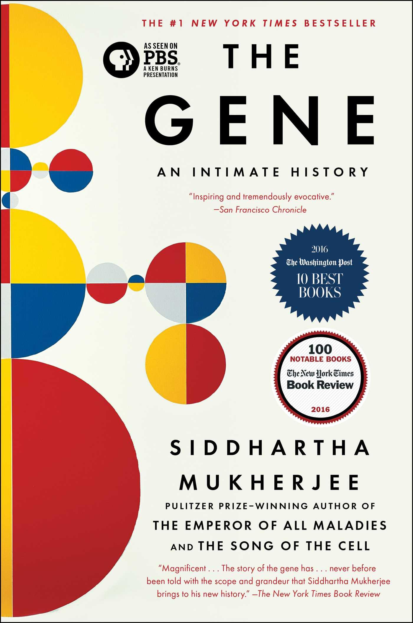 The gene 9781476733524 hr