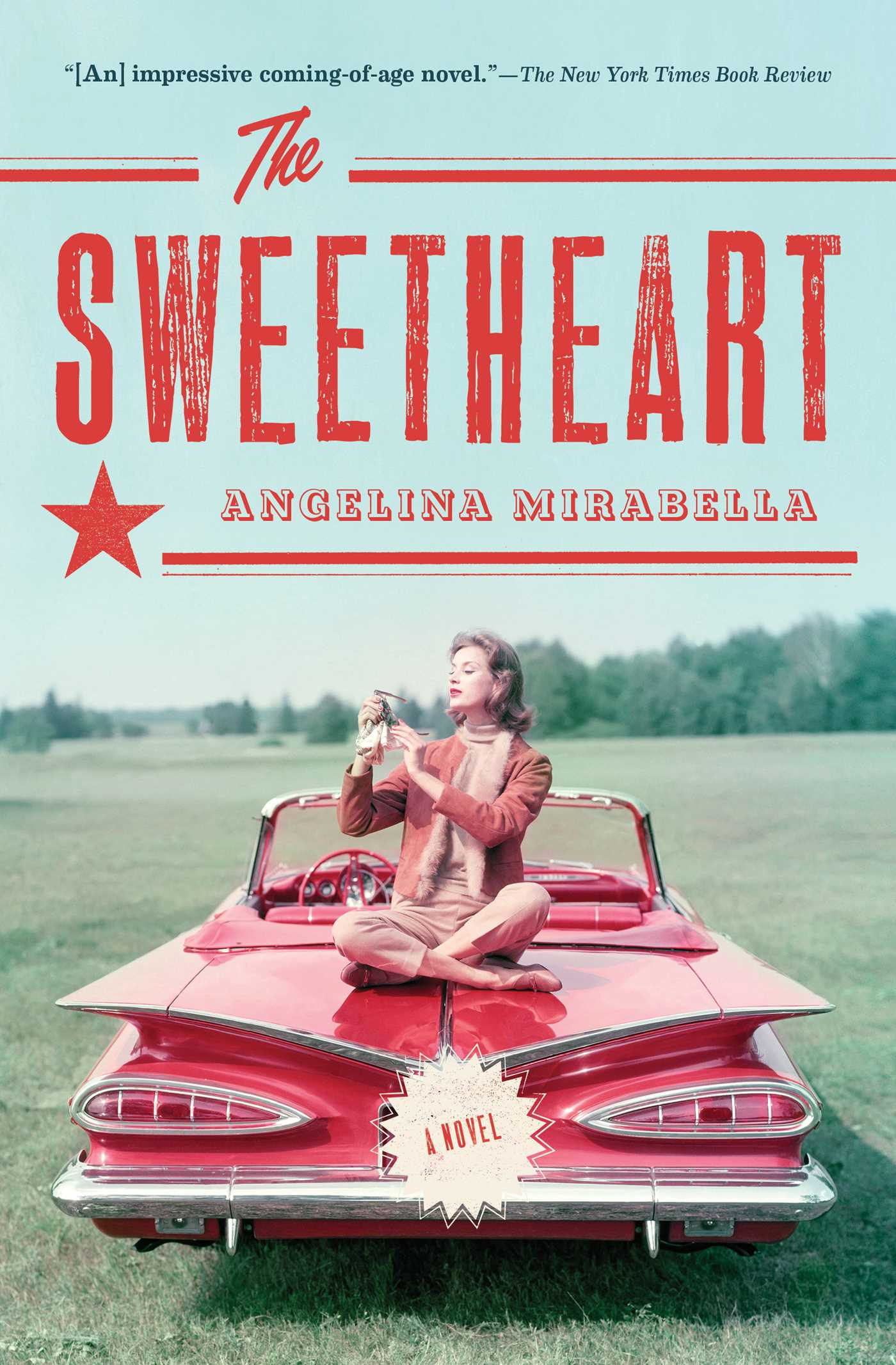 The sweetheart 9781476733906 hr