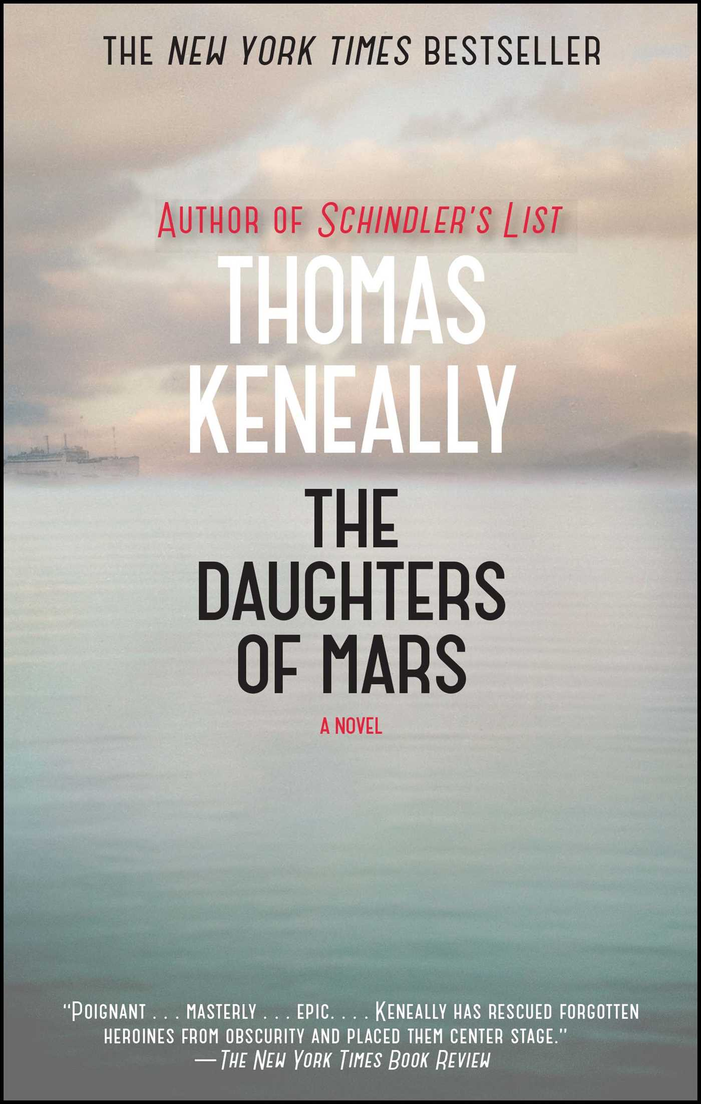 The daughters of mars 9781476734620 hr