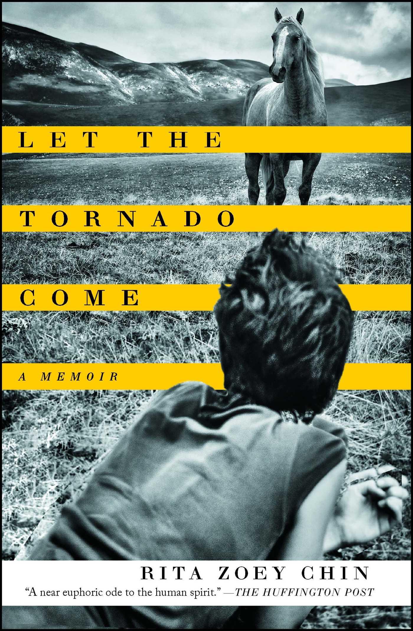 Let the tornado come 9781476734873 hr