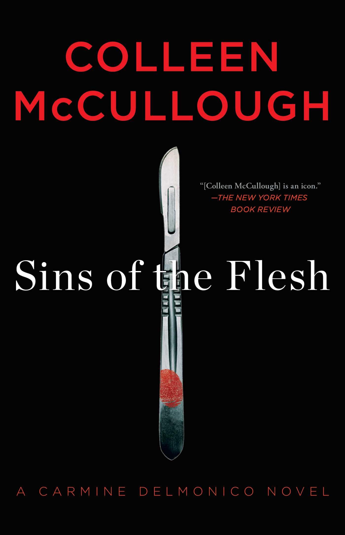 Sins of the flesh 9781476735368 hr