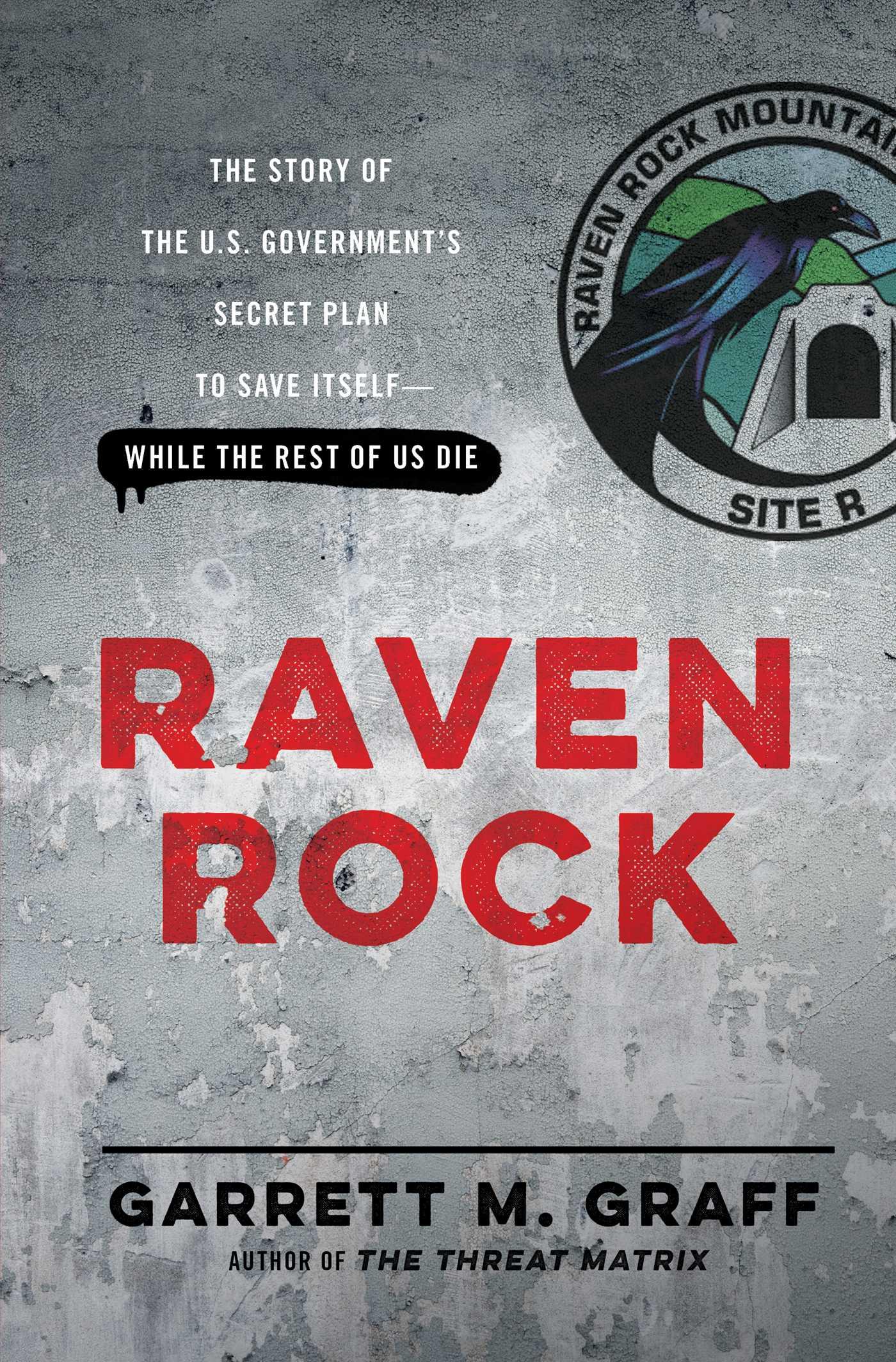 Raven rock 9781476735405 hr