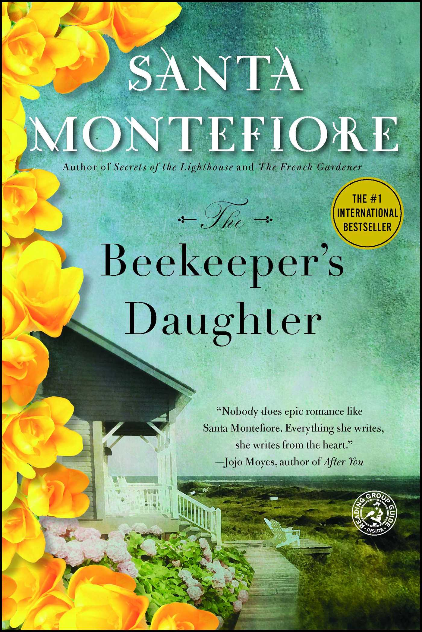 The beekeepers daughter 9781476735436 hr