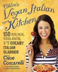Chloes vegan italian kitchen 9781476736075