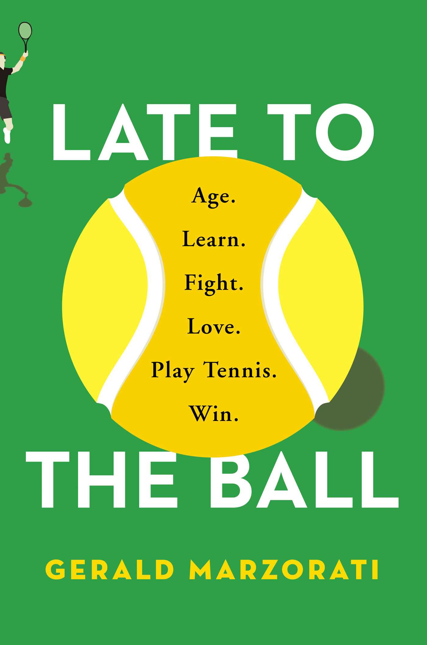 Late to the ball 9781476737393 hr