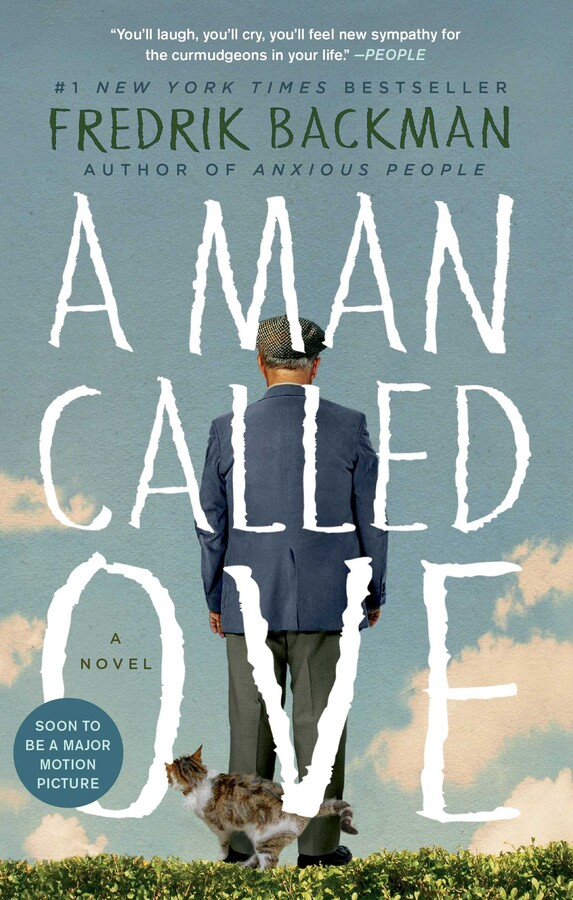 A Man Called Ove Book By Fredrik Backman Official Publisher Page