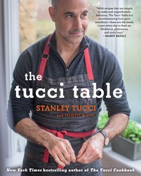 The Tucci Table book cover