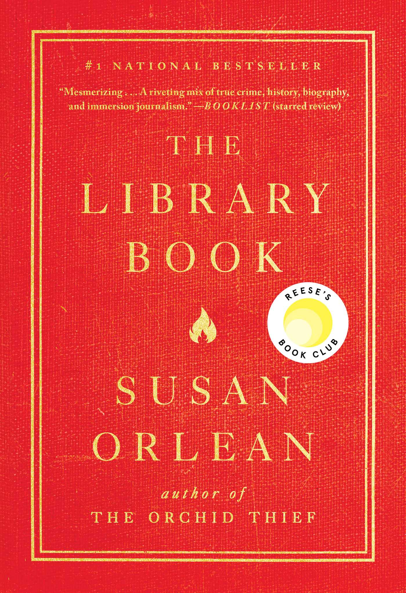 The Library Book | Book by Susan Orlean | Official ...