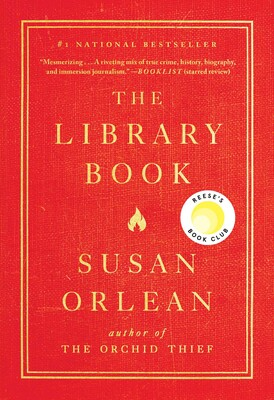The Library Book | Book by Susan Orlean | Official Publisher Page