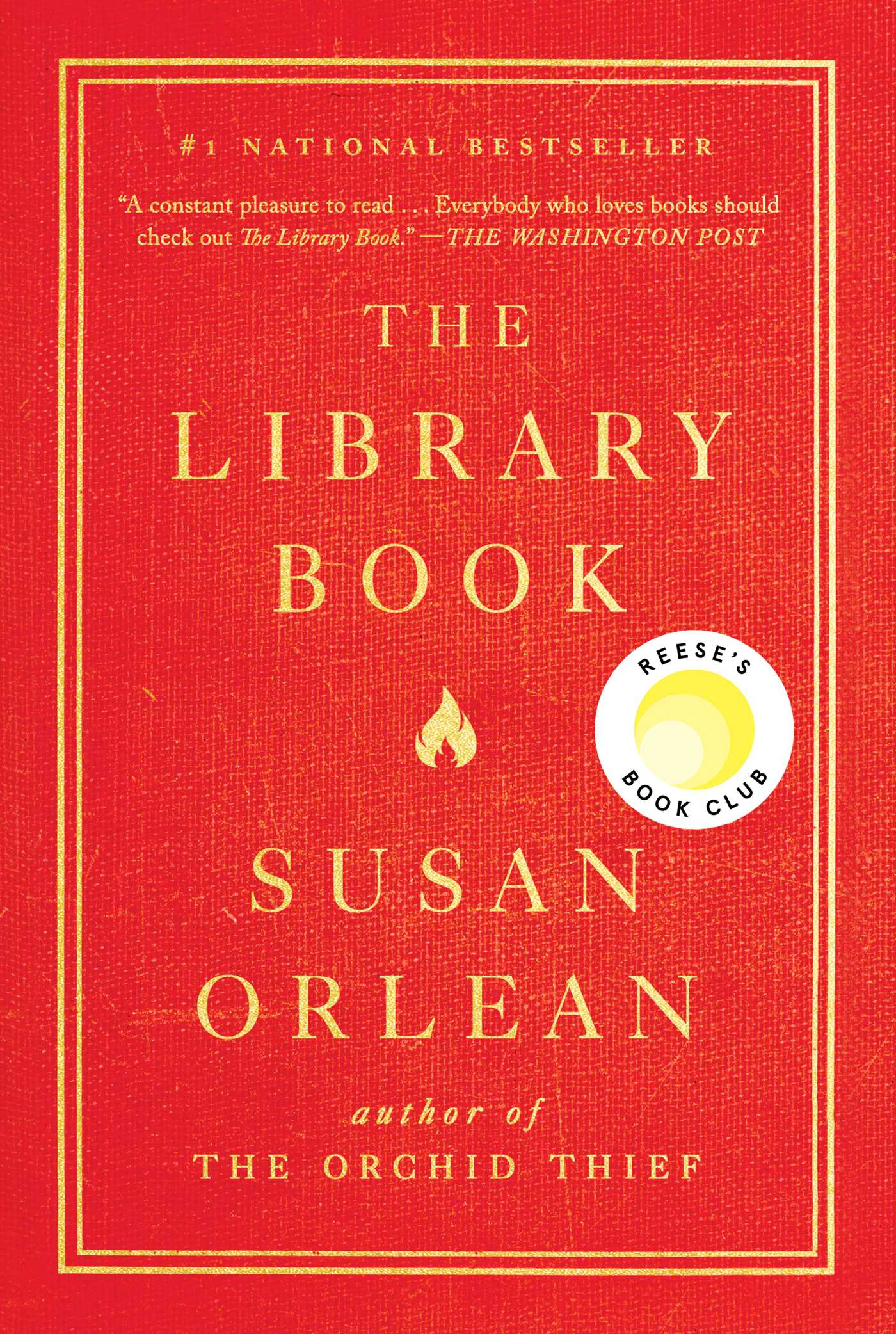 The Library Book Book By Susan Orlean Official Publisher