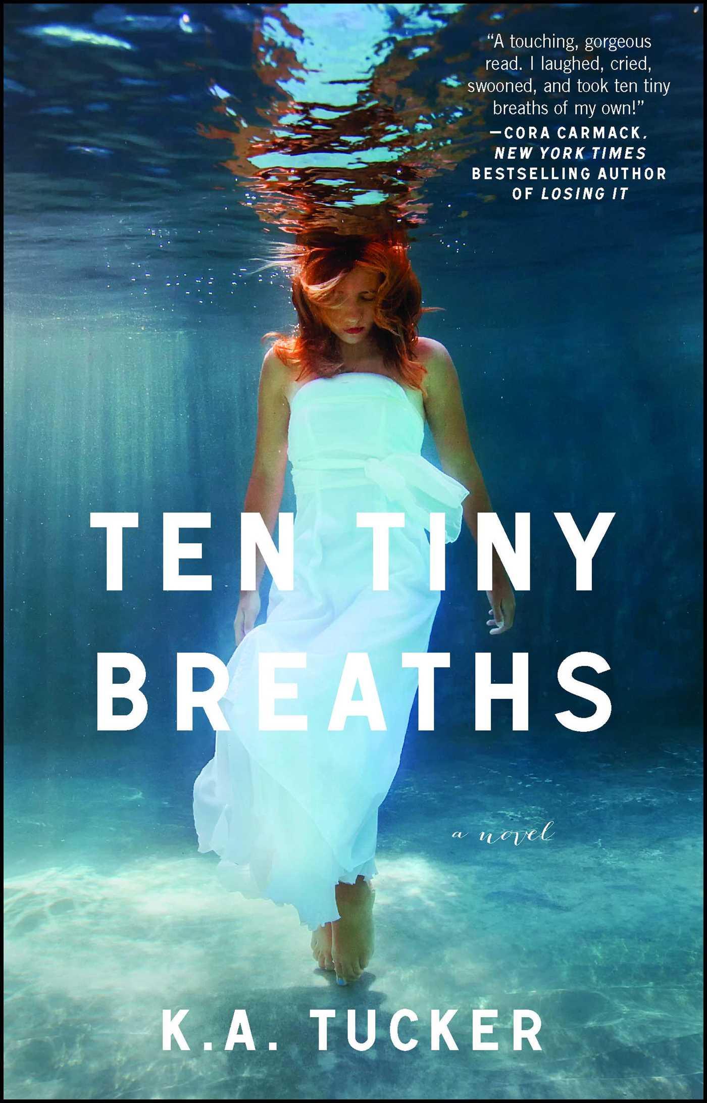 Ten tiny breaths 9781476740331 hr