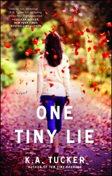 One Tiny Lie book cover