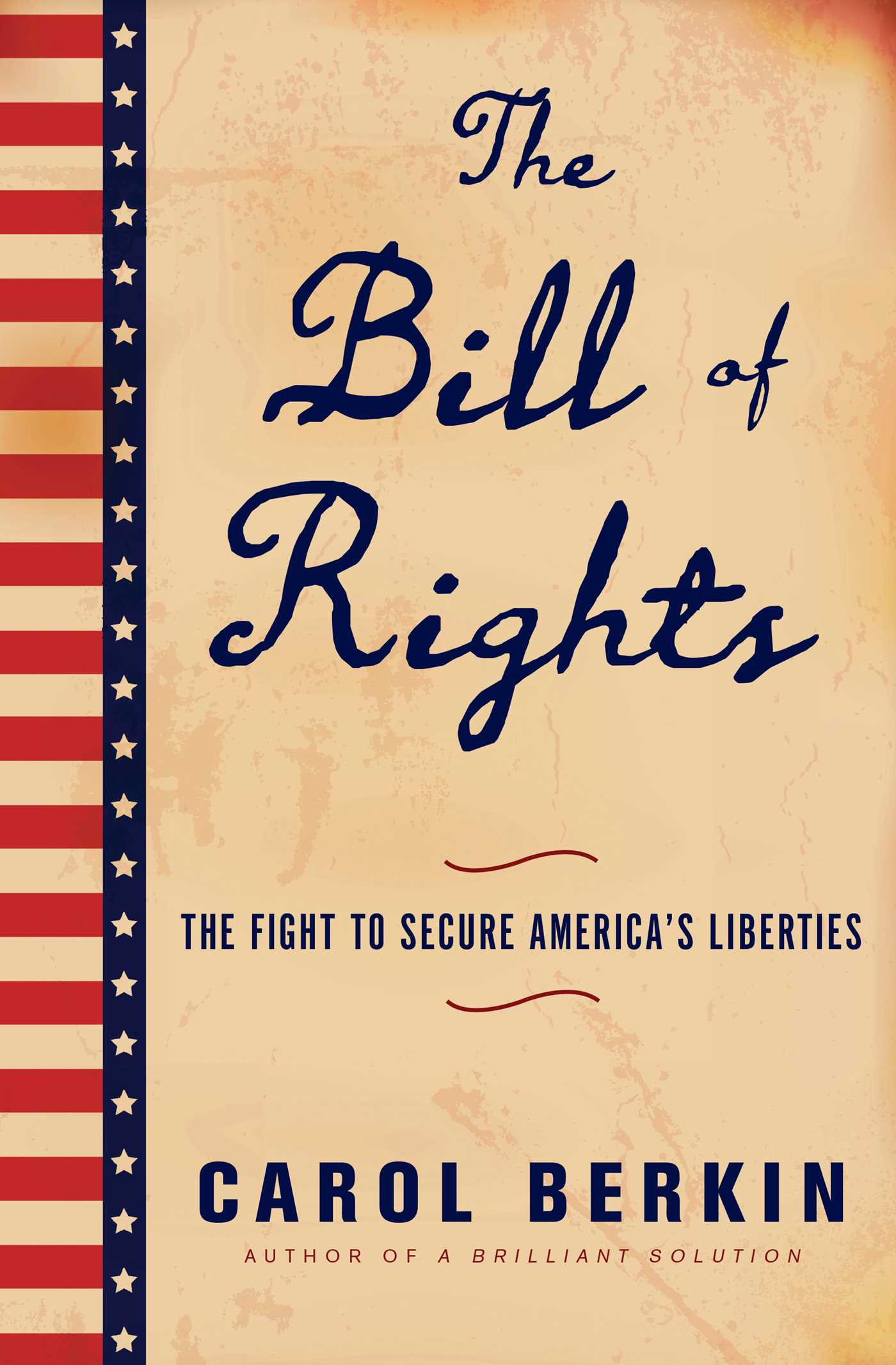 The Bill of Rights | Book by Carol Berkin | Official ...