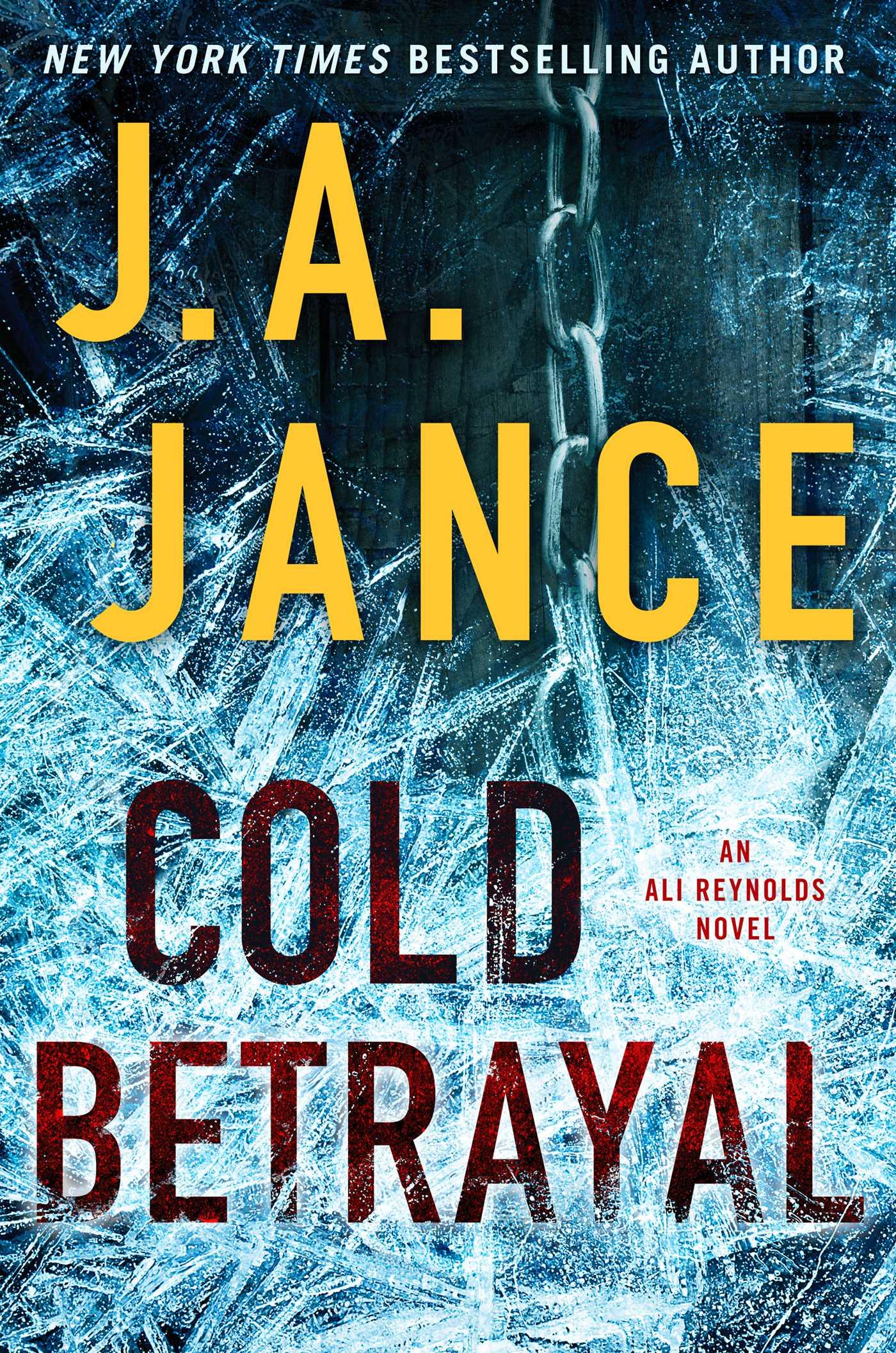 Cold betrayal 9781476745046 hr