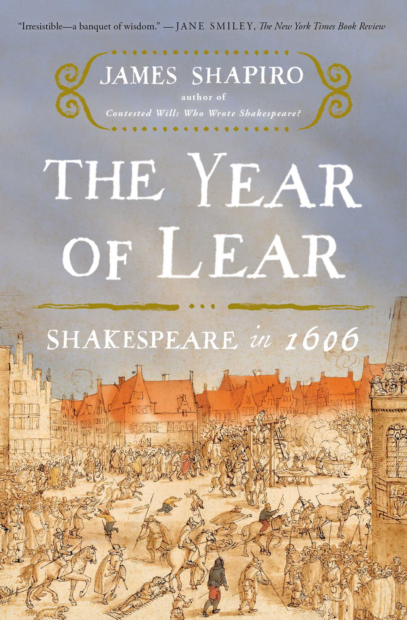 The year of lear 9781476745794 hr