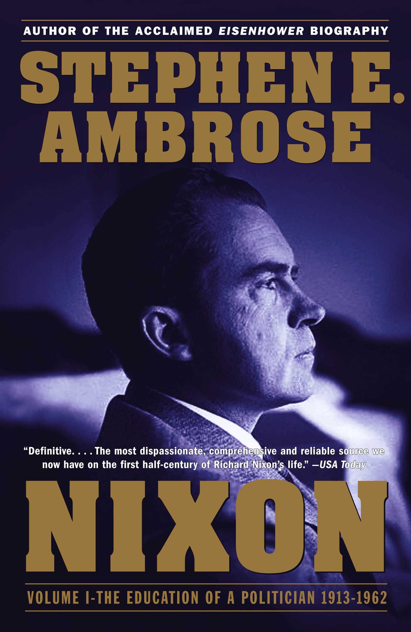 Nixon volume i 9781476745886 hr