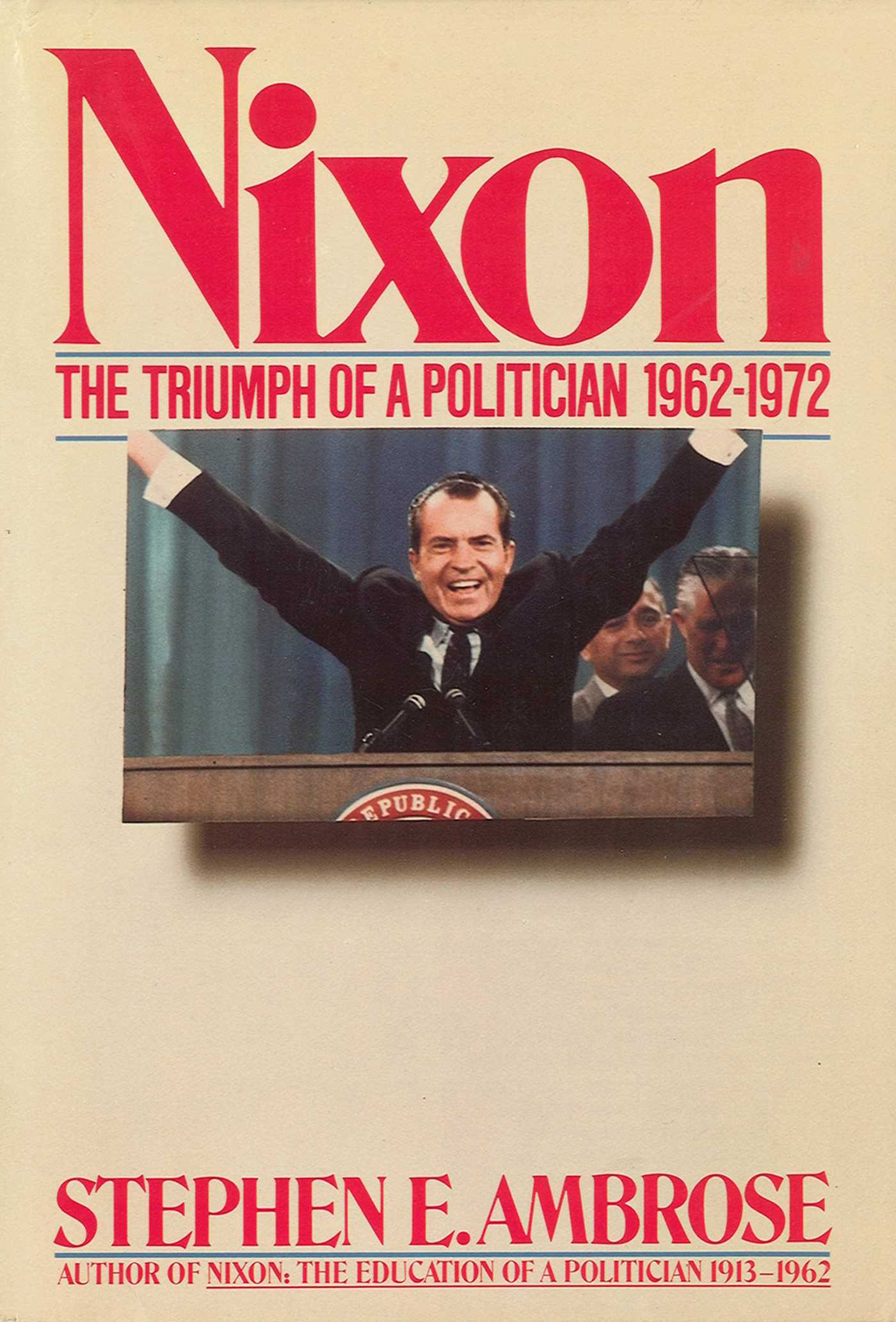 Nixon volume ii 9781476745893 hr