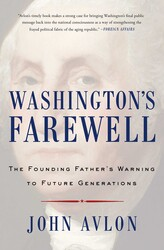 Washingtons farewell 9781476746487