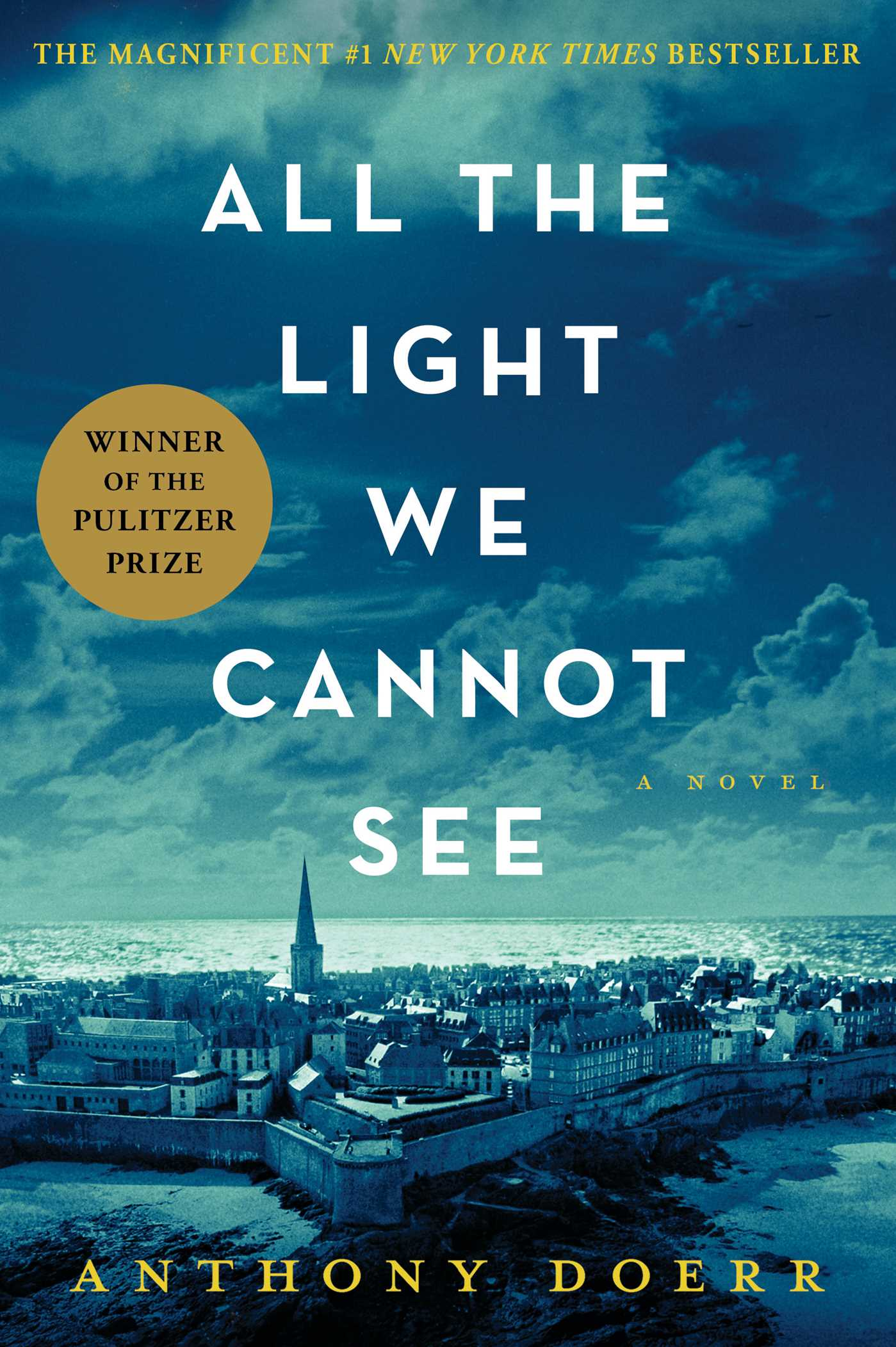 All the Light We Cannot See | Book by Anthony Doerr | Official ...