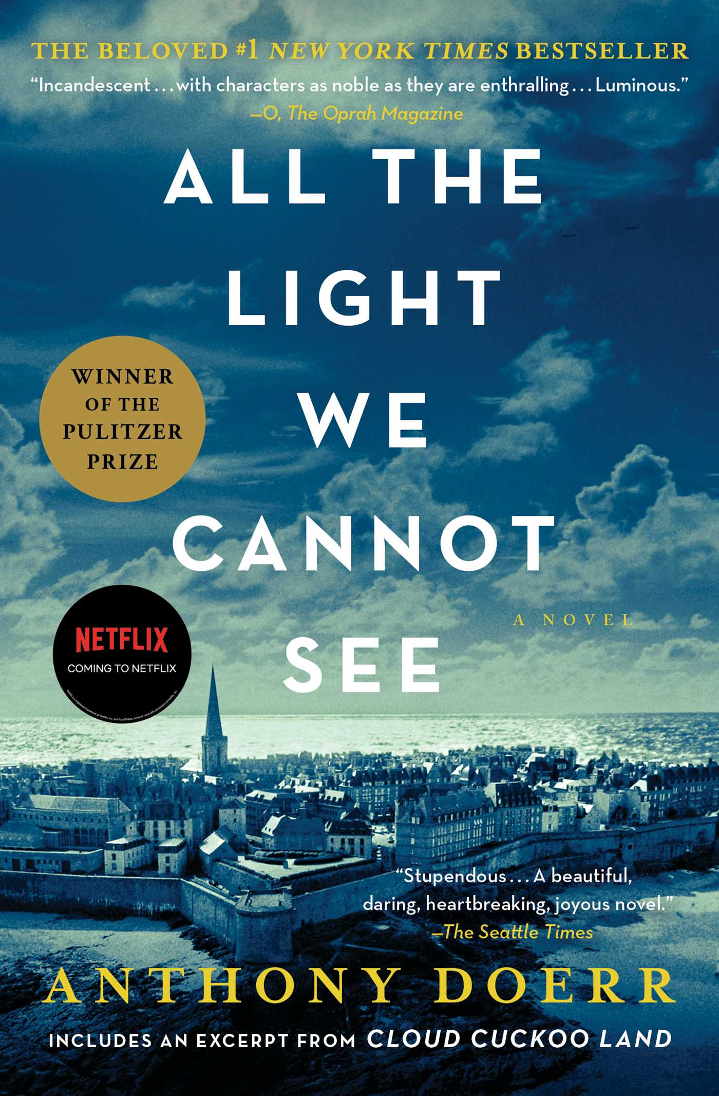 All the light we cannot see 9781476746609 hr