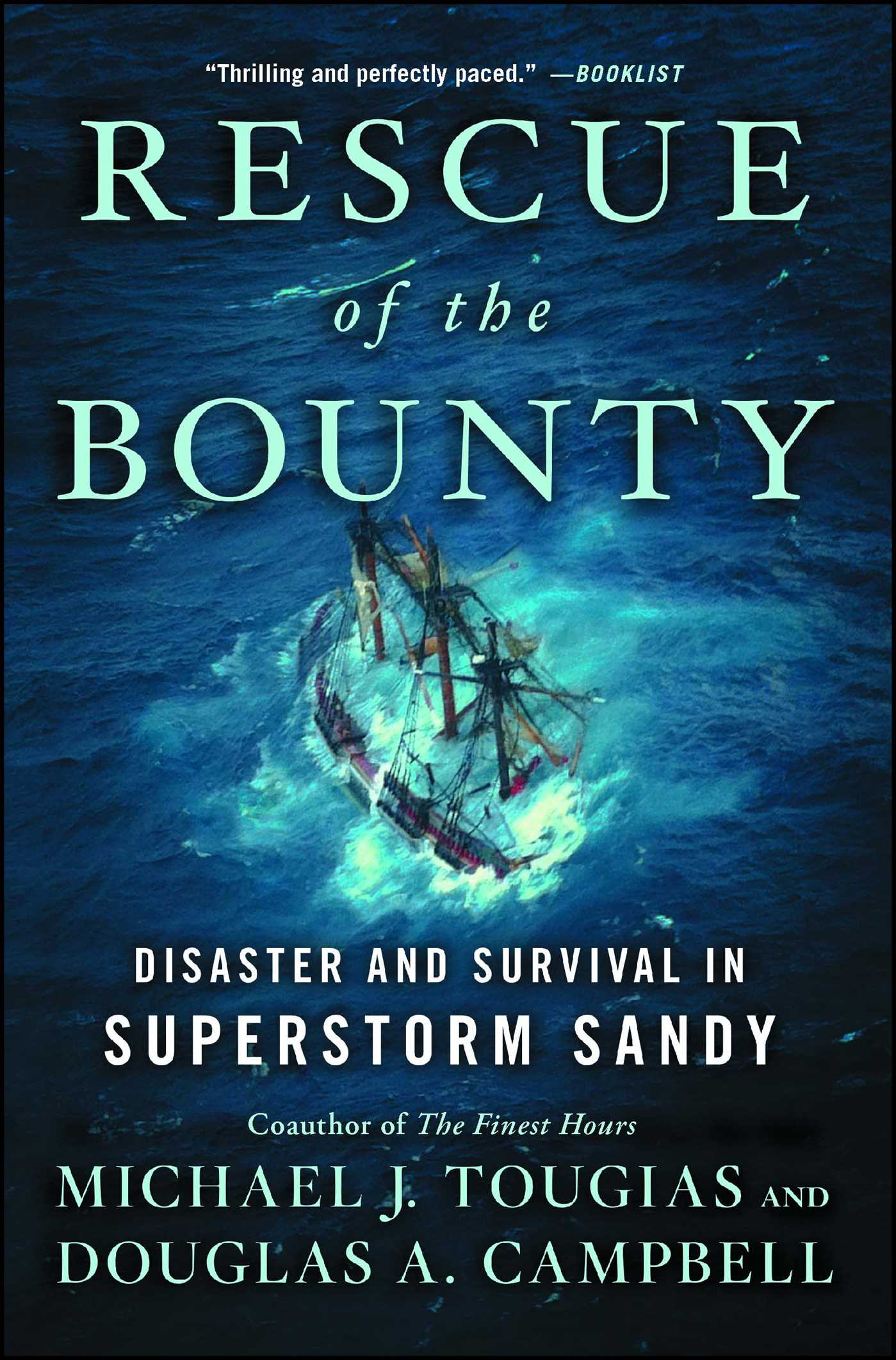 Rescue of the bounty 9781476746647 hr