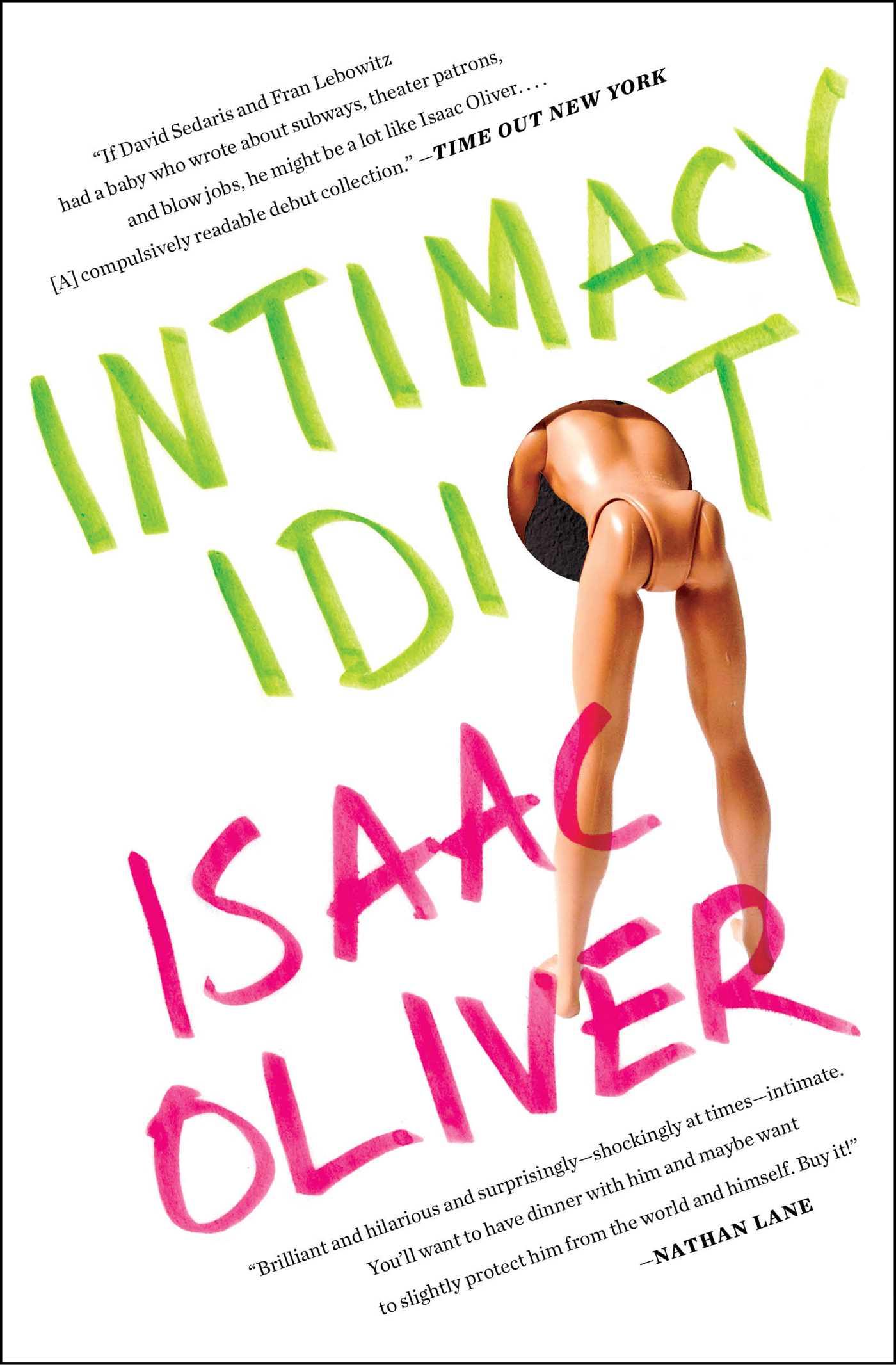 Intimacy idiot 9781476746678 hr