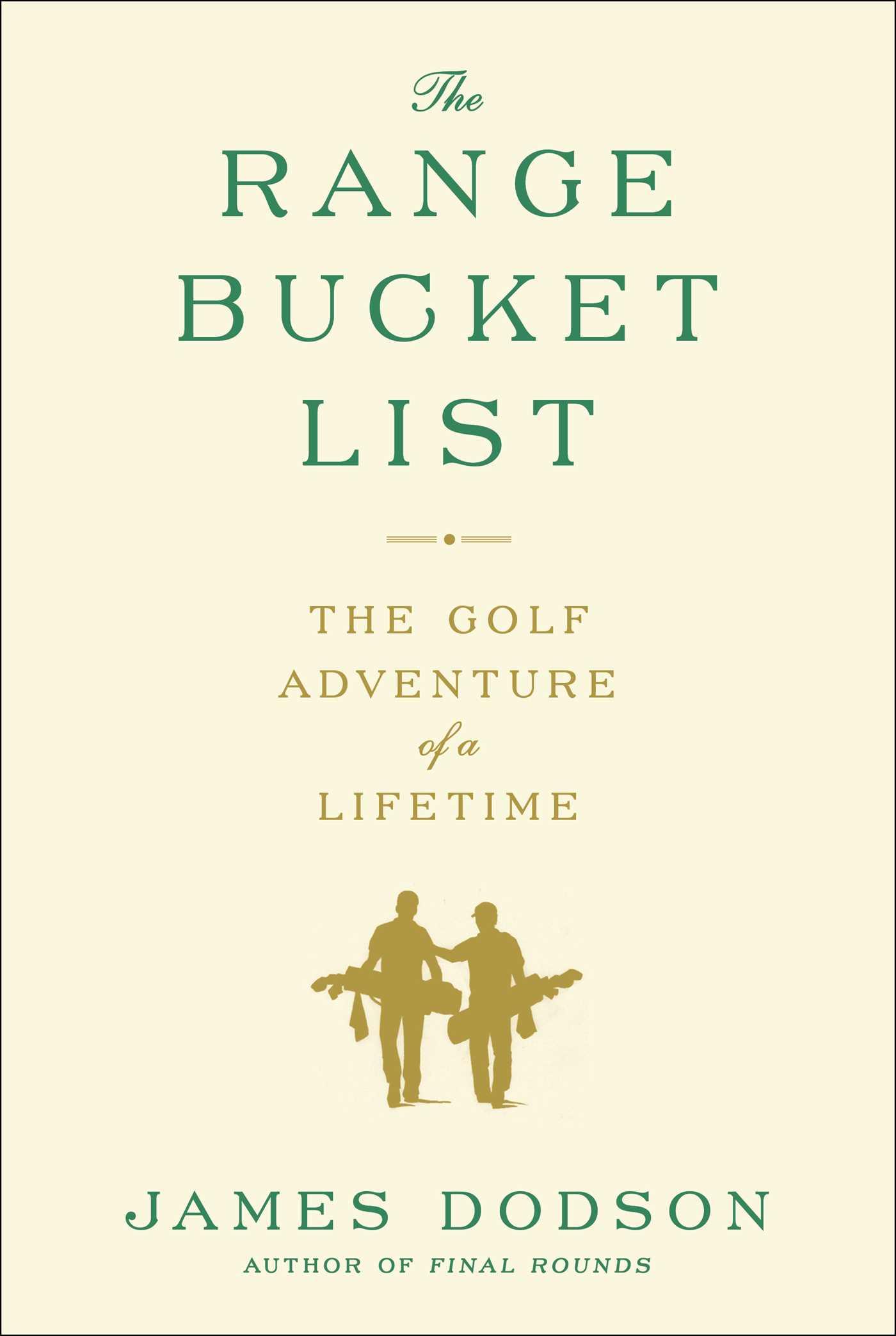 The range bucket list 9781476746715 hr