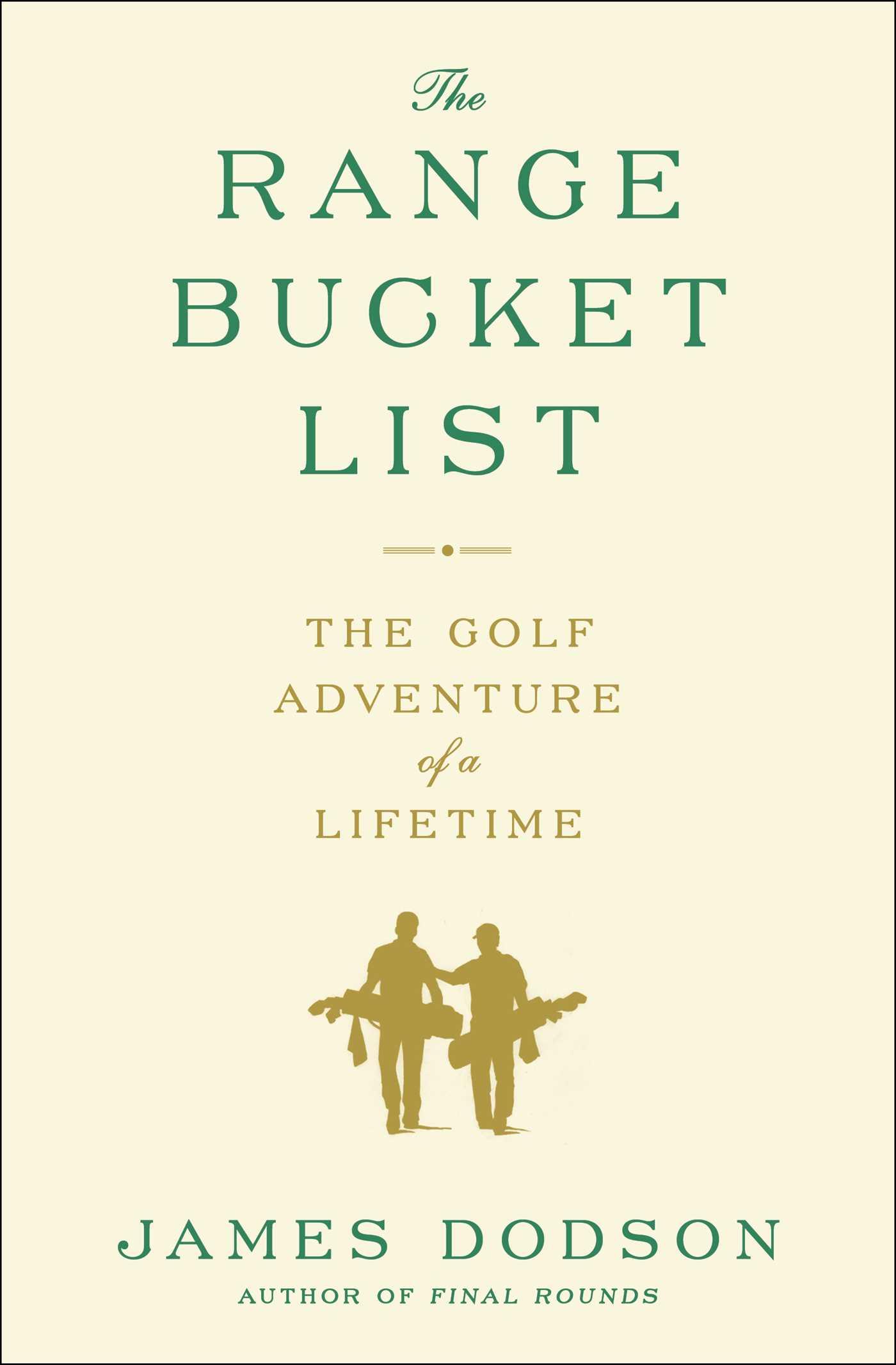 The range bucket list 9781476746722 hr