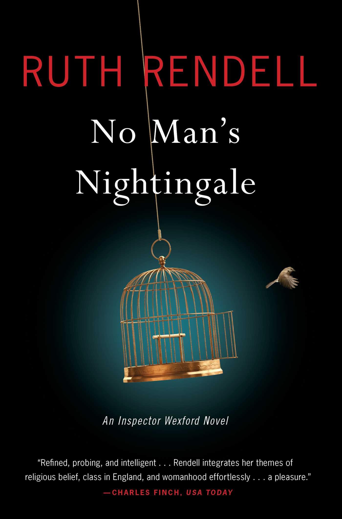 No mans nightingale 9781476747132 hr
