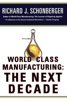 World class manufacturing the next decade book by richard j world class manufacturing the next decade book by richard j schonberger official publisher page simon schuster fandeluxe Choice Image