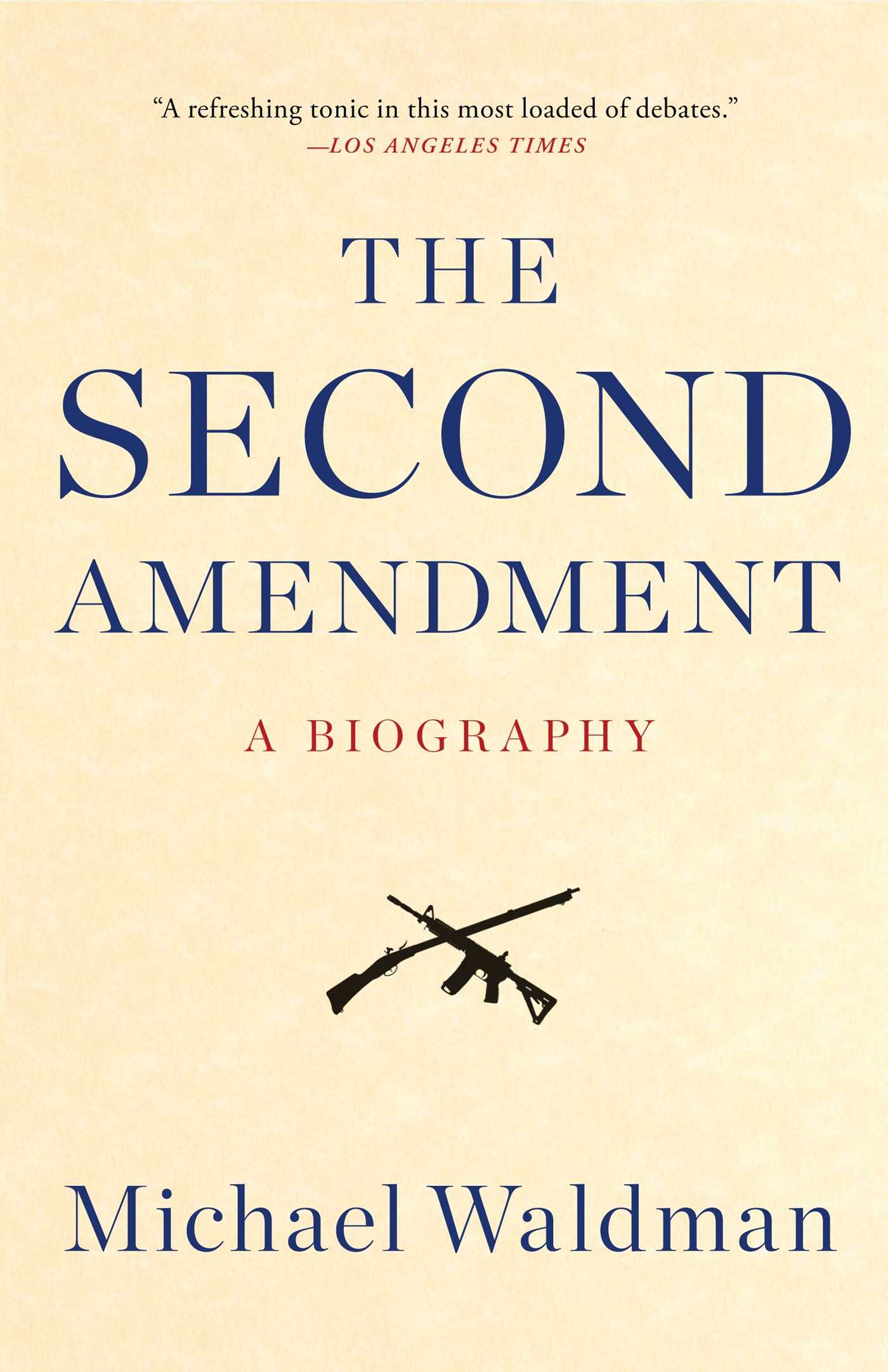 The second amendment 9781476747453 hr