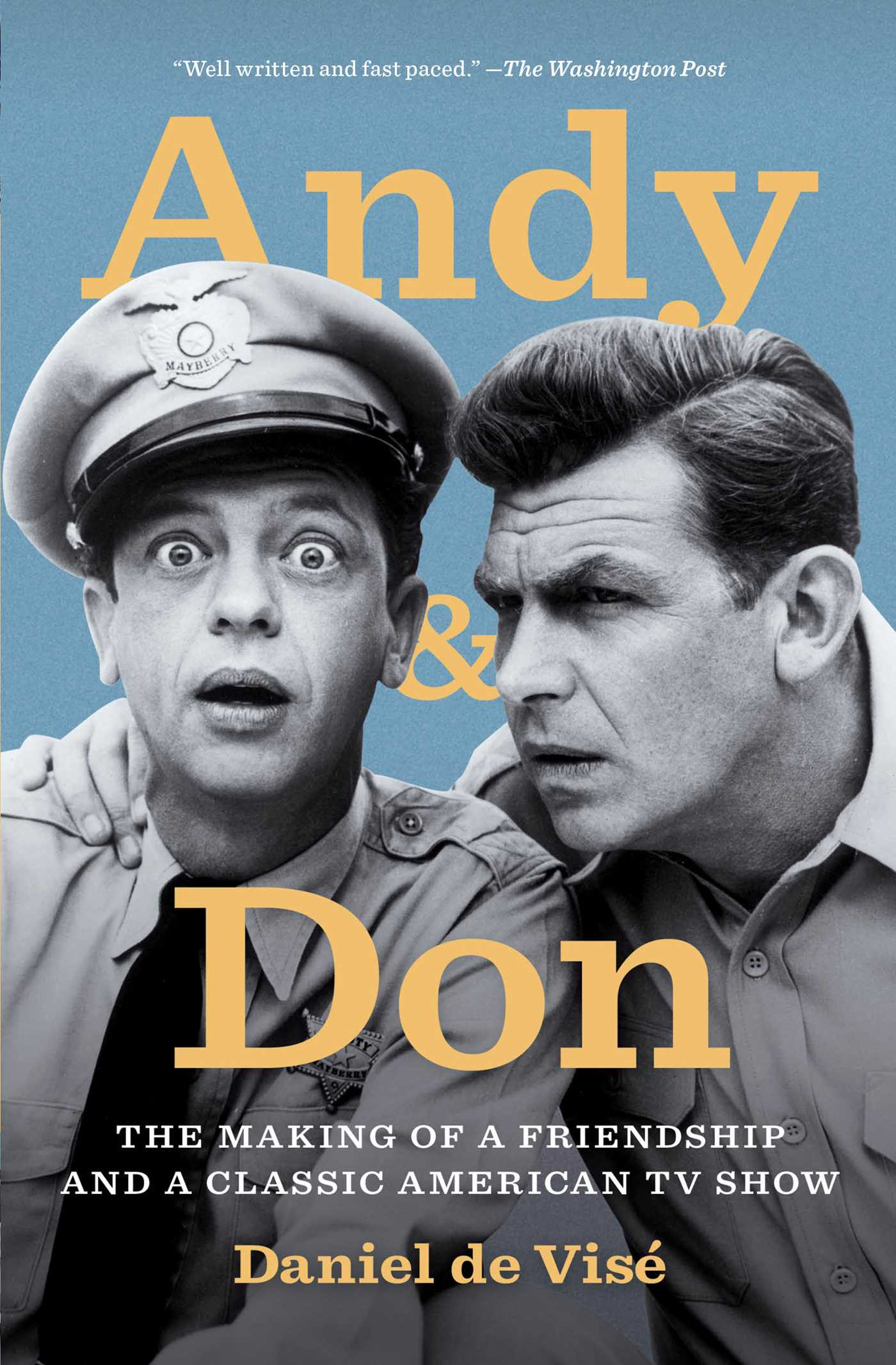 Andy and don 9781476747743 hr