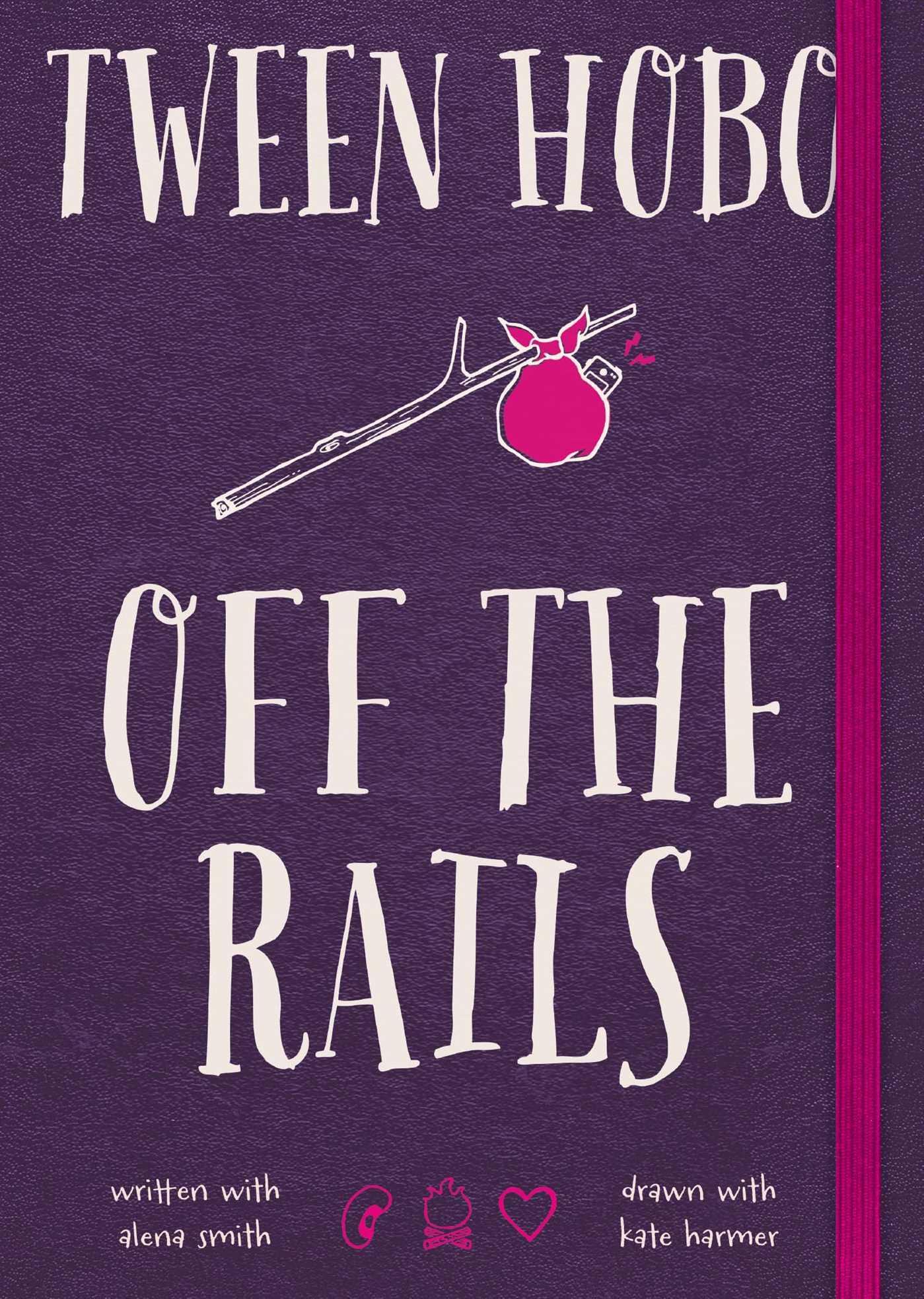 Tween hobo off the rails 9781476747835 hr