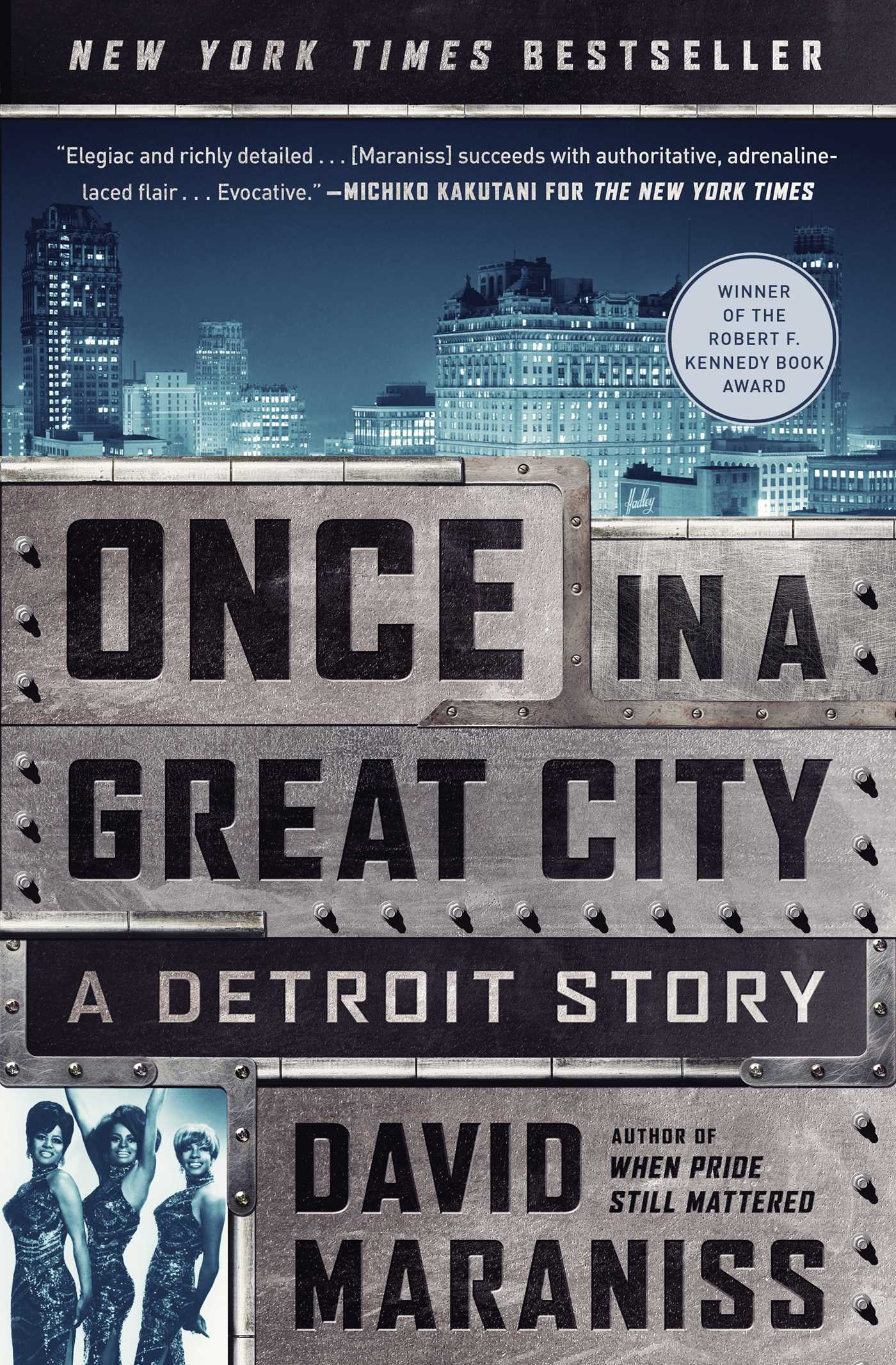 Book Cover Image (jpg): Once in a Great City