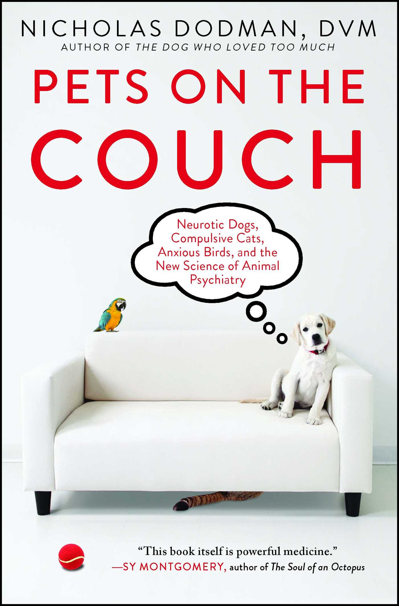 Pets on the couch 9781476749044 hr